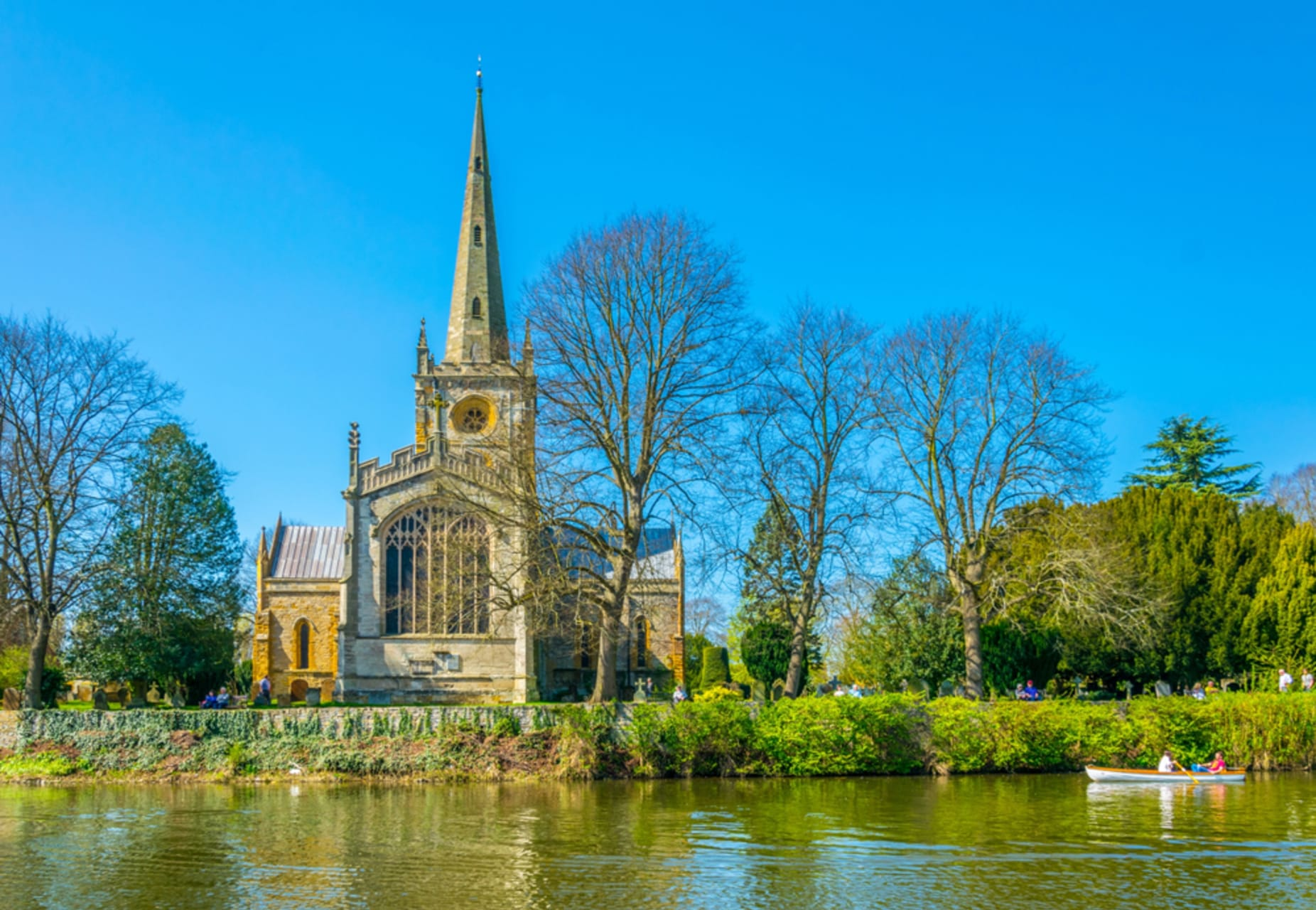 Stratford-upon-Avon - Stratford - 800 Years Along the Avon
