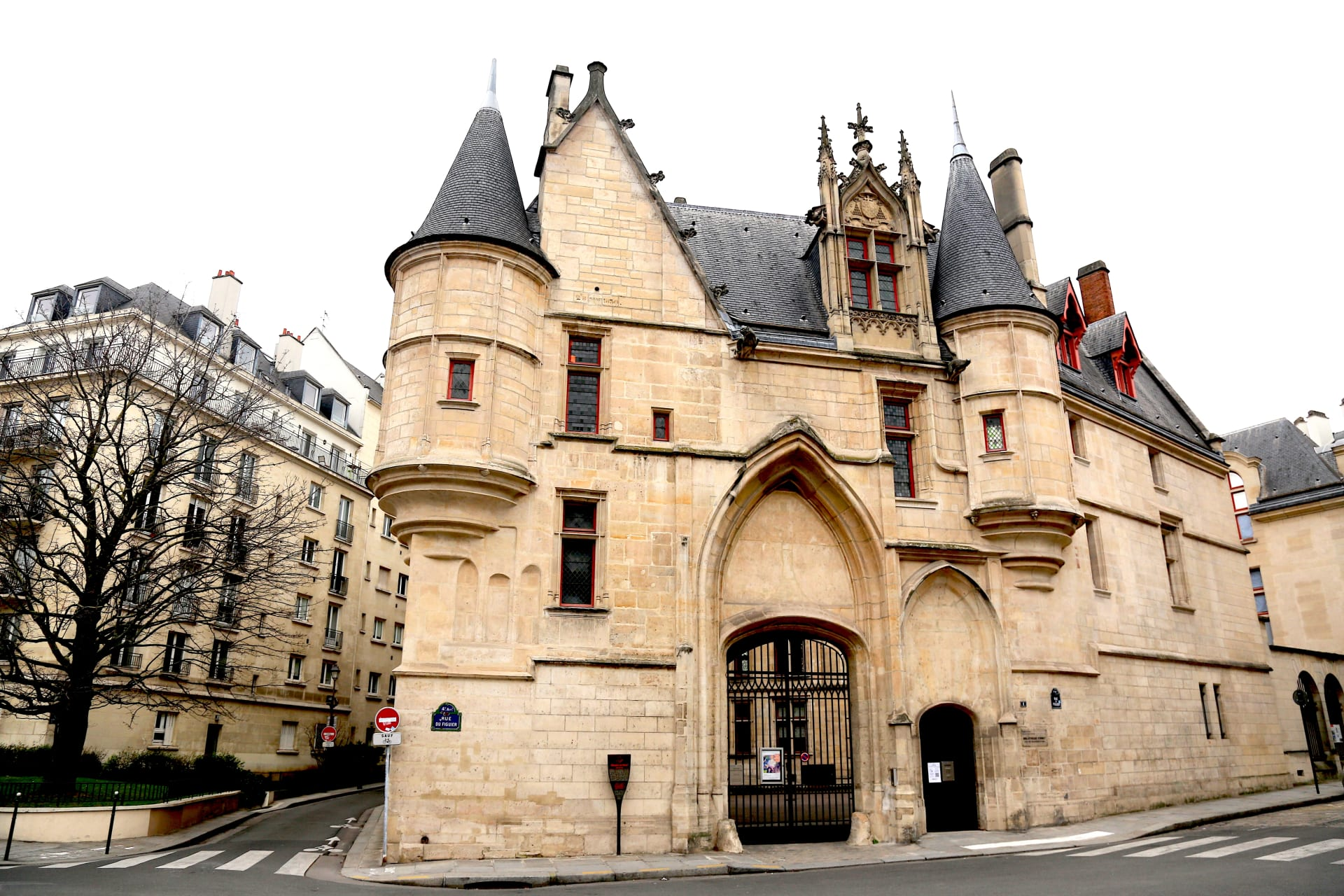 Paris - Evolution of the Parisian Architecture