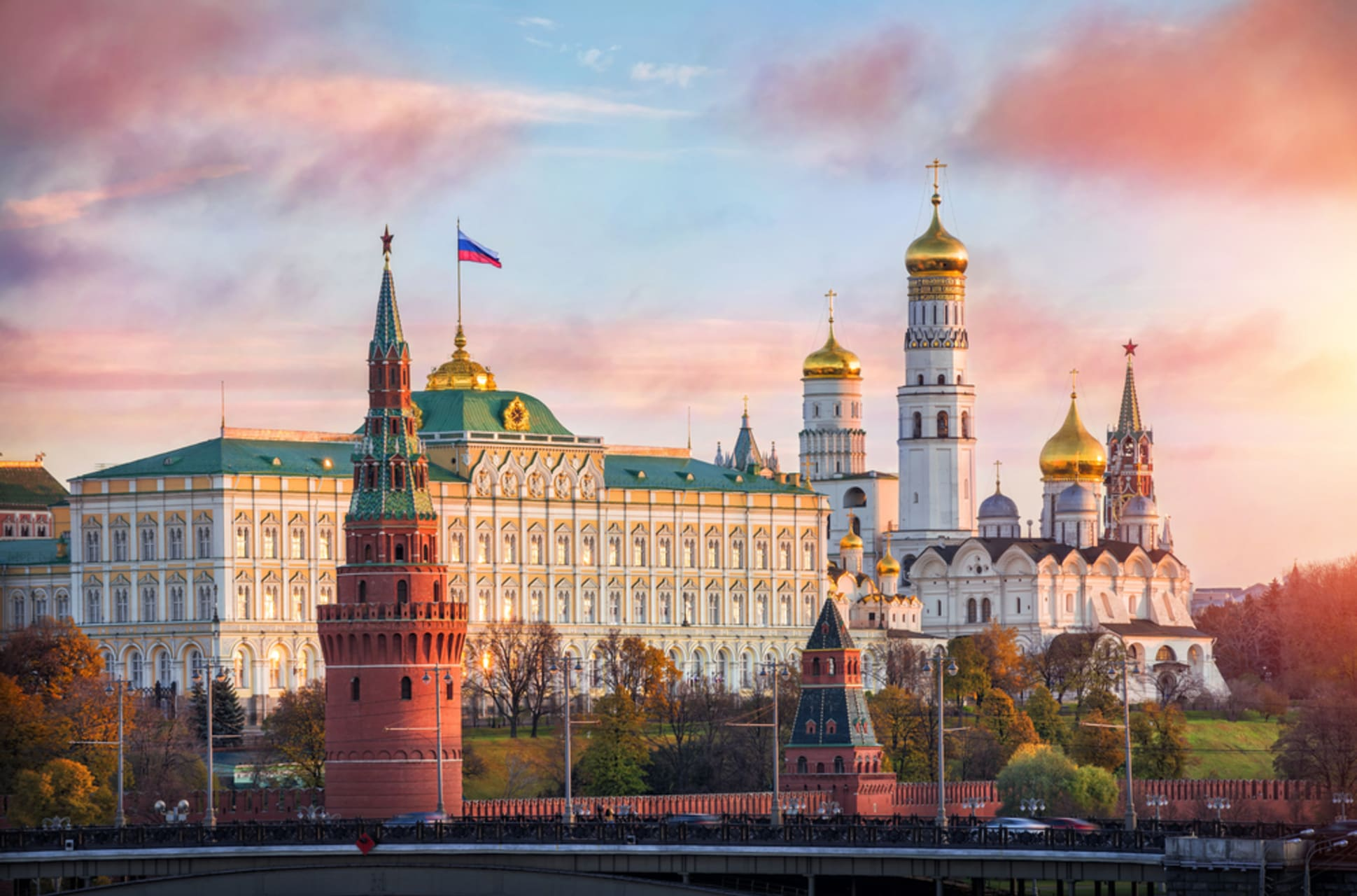 Moscow - Moscow Kremlin: Inside Tour