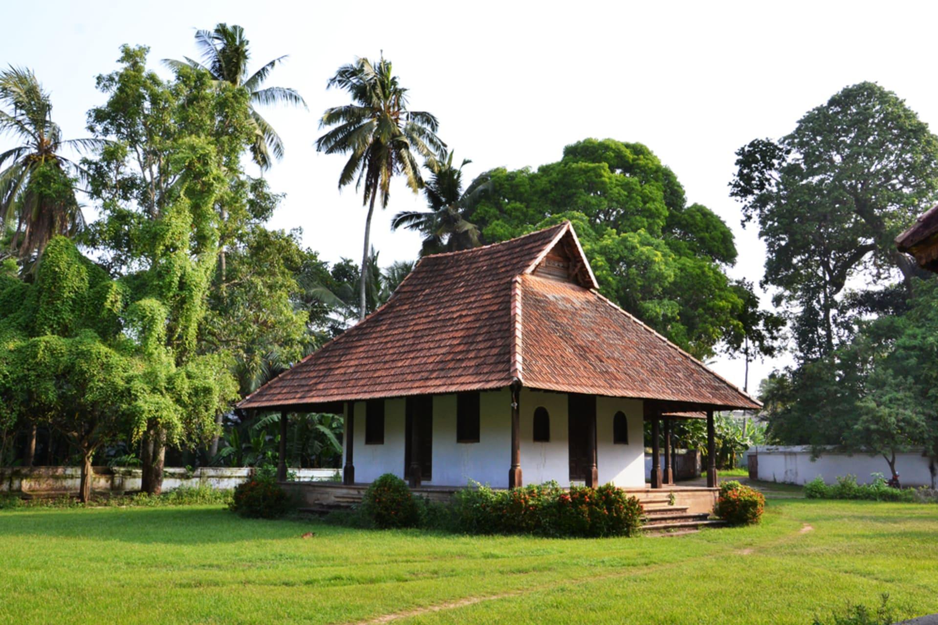 Kerala - Kerala; Daily Village life (Part 3)