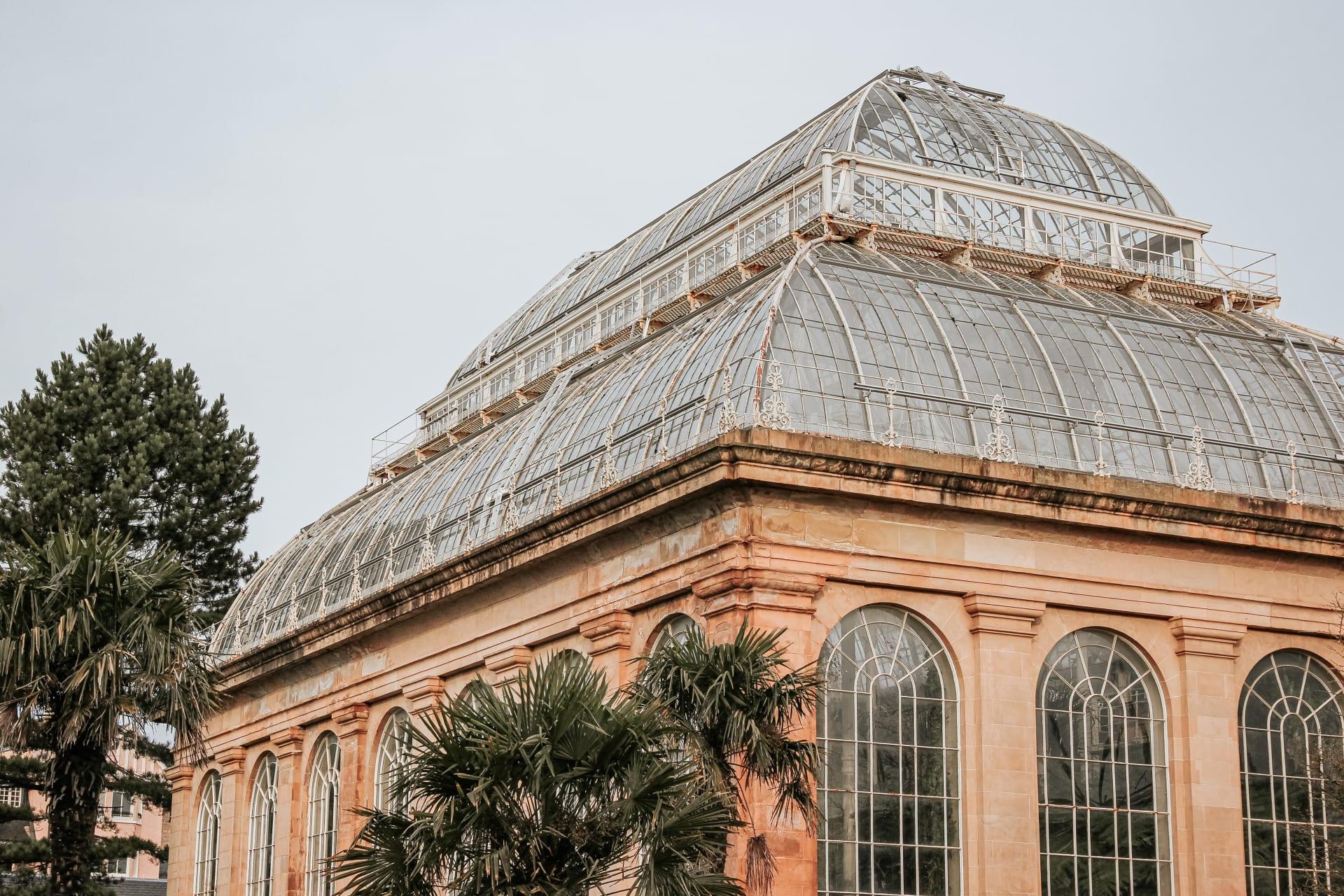 Edinburgh - Edinburgh Royal Botanic Garden with Invisible Cities