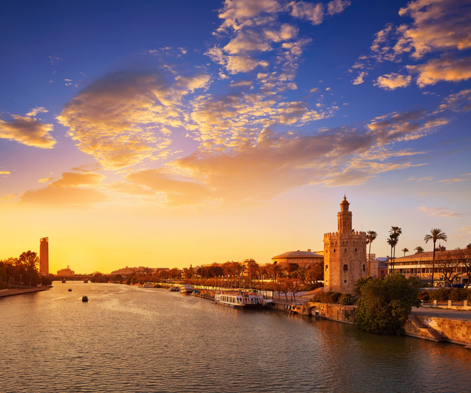 Seville - The Gate of the Americas:  From Seville to the World