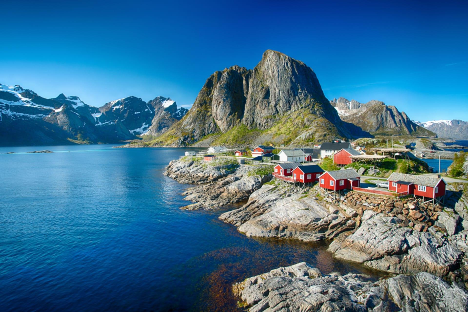 Lofoten Islands -  The Lofoten Islands: Norway's Most Beautiful Archipelago