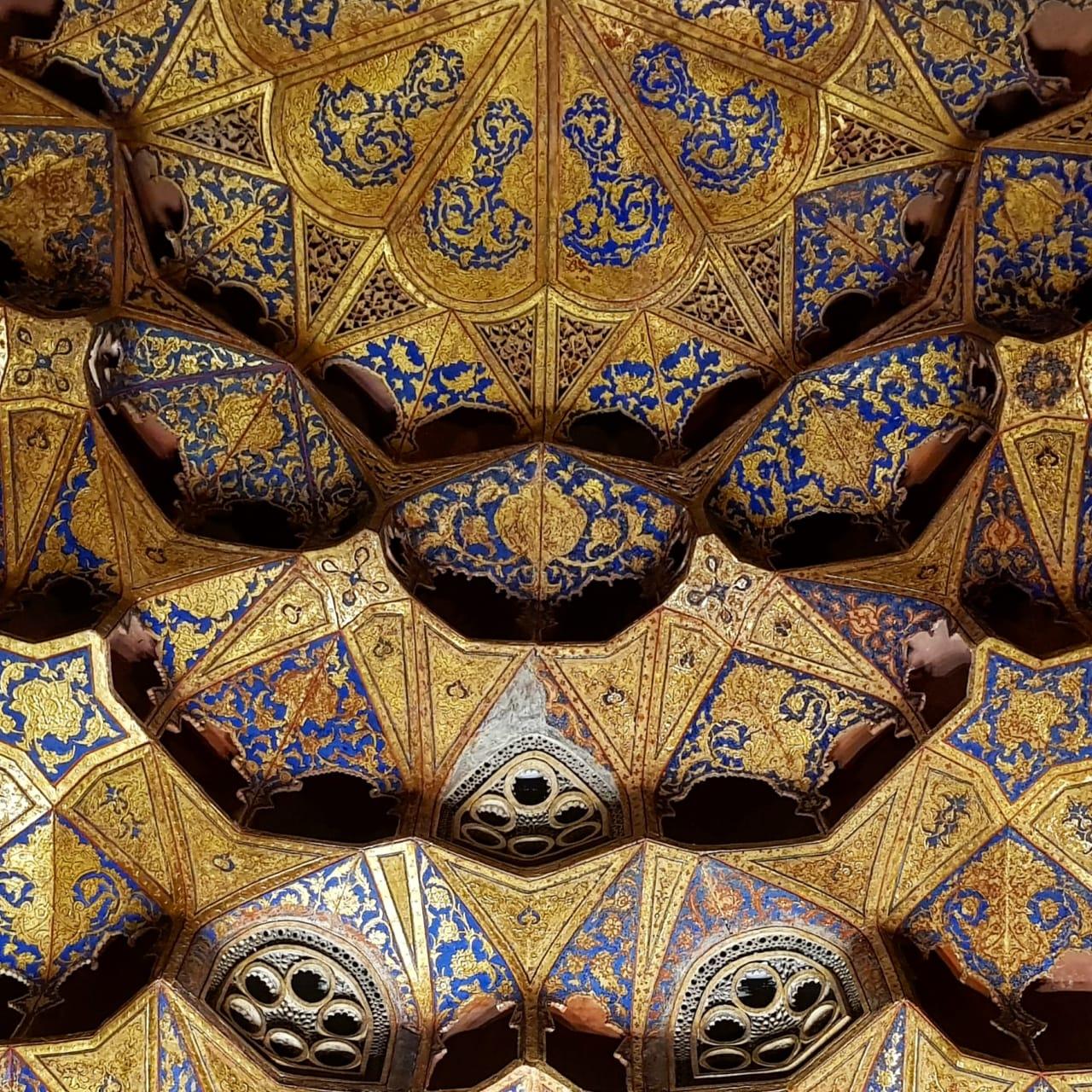 Ardabil -  UNESCO World Heritage:  Sheikh Safi al-Din Sufi Shrine
