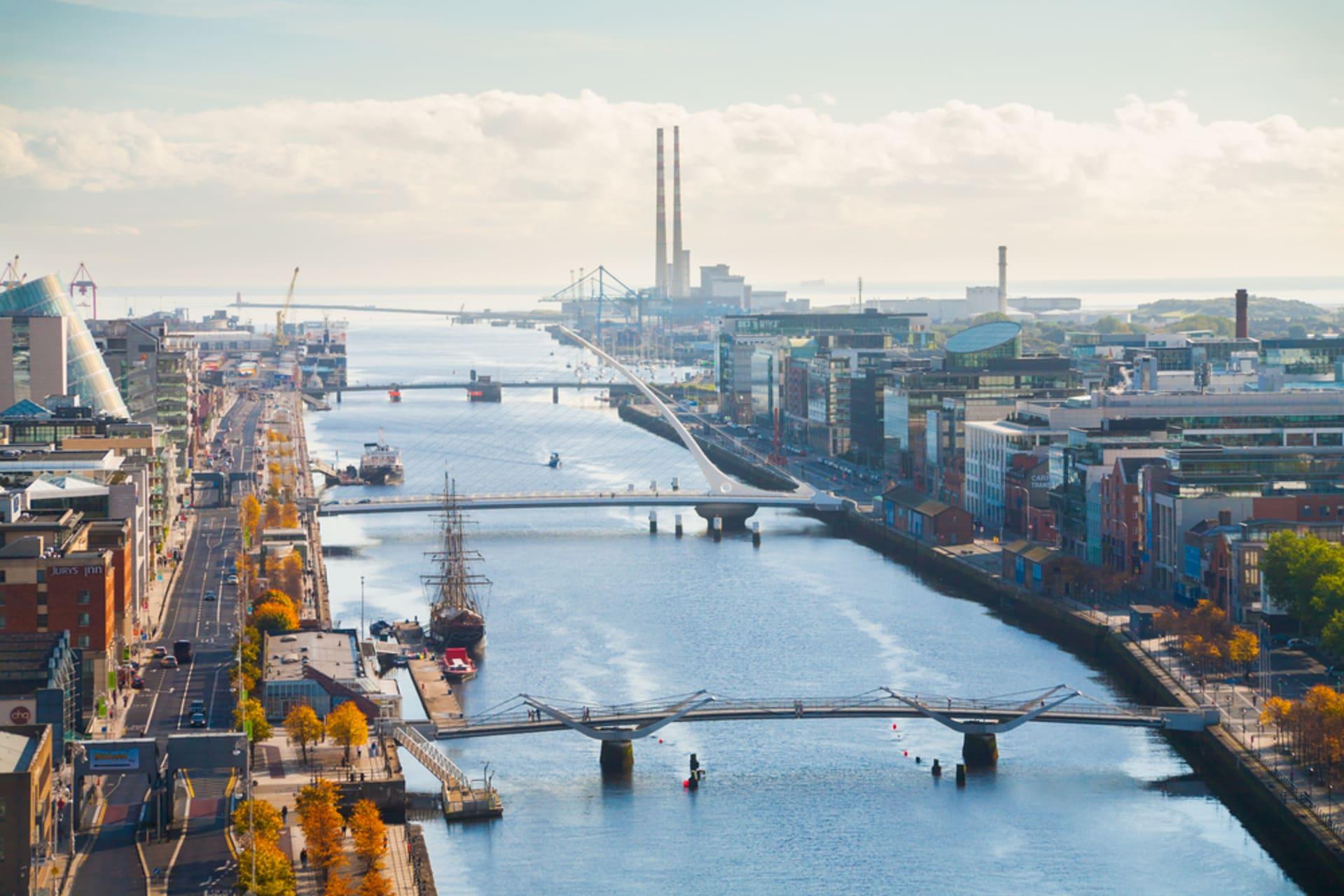 Dublin - The Bridges of Dublin
