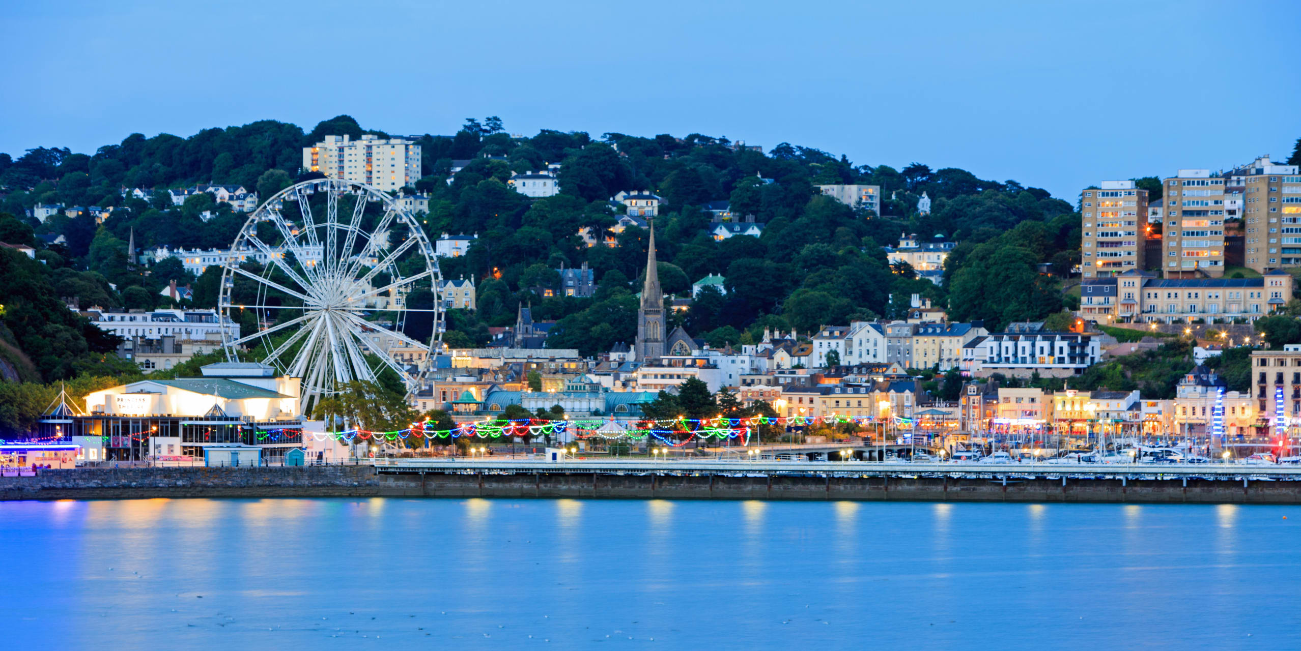 Devon - Torquay: the Queen of Crime and the English Riviera (Silent Tour)