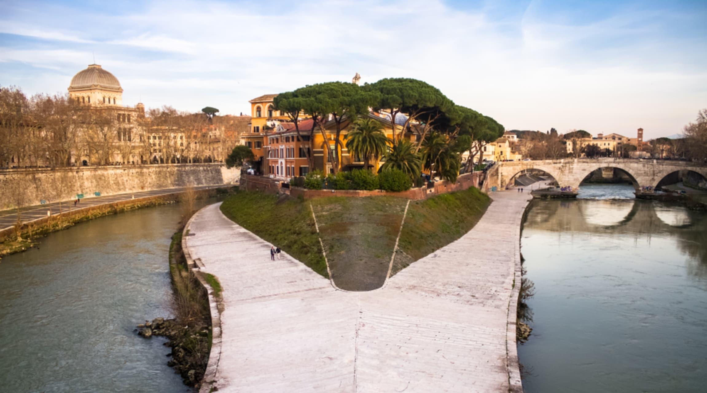 Rome - Roman Circuses and Tiber Island - Part I