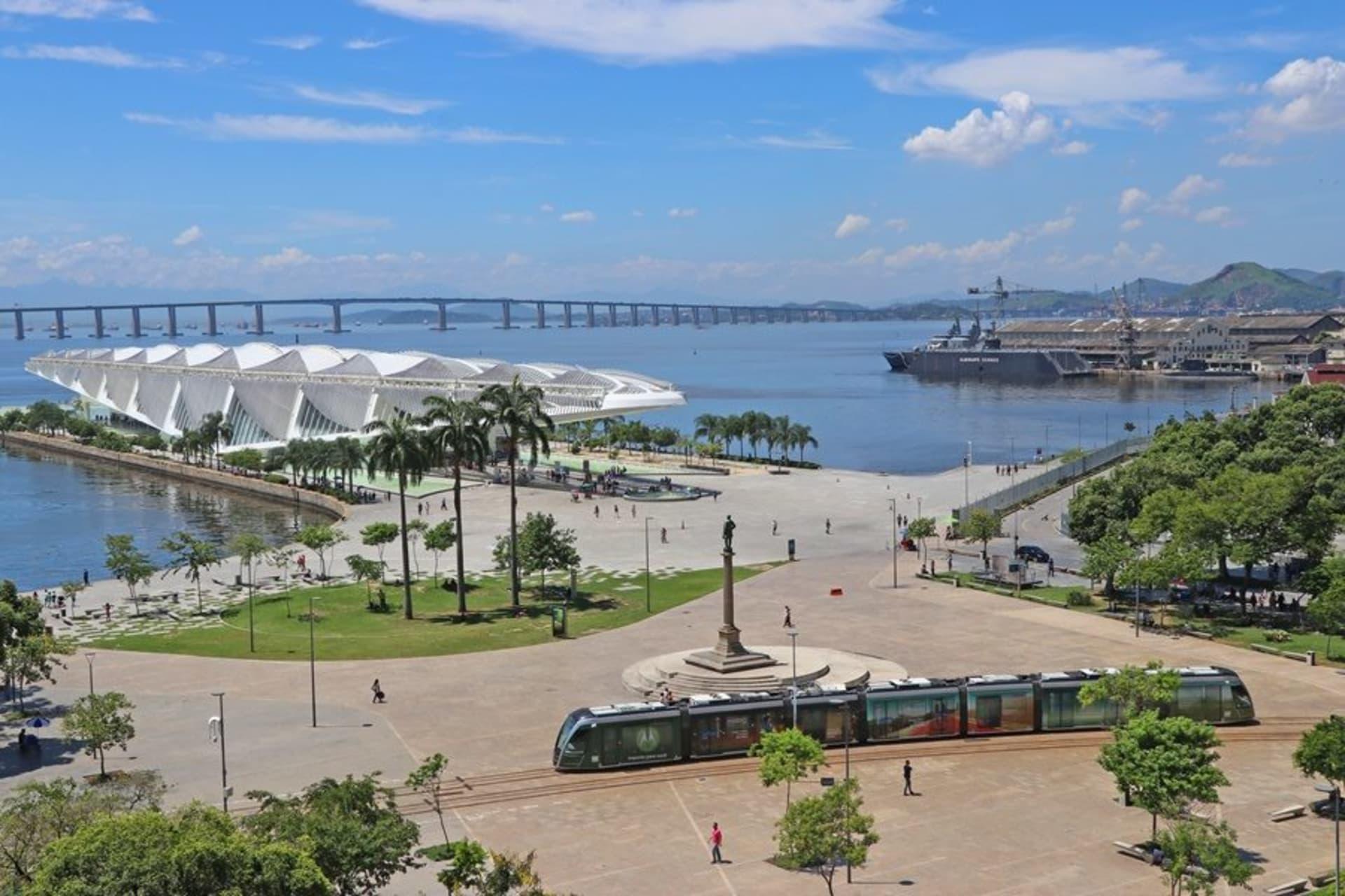Rio de Janeiro - The new port of Rio de Janeiro