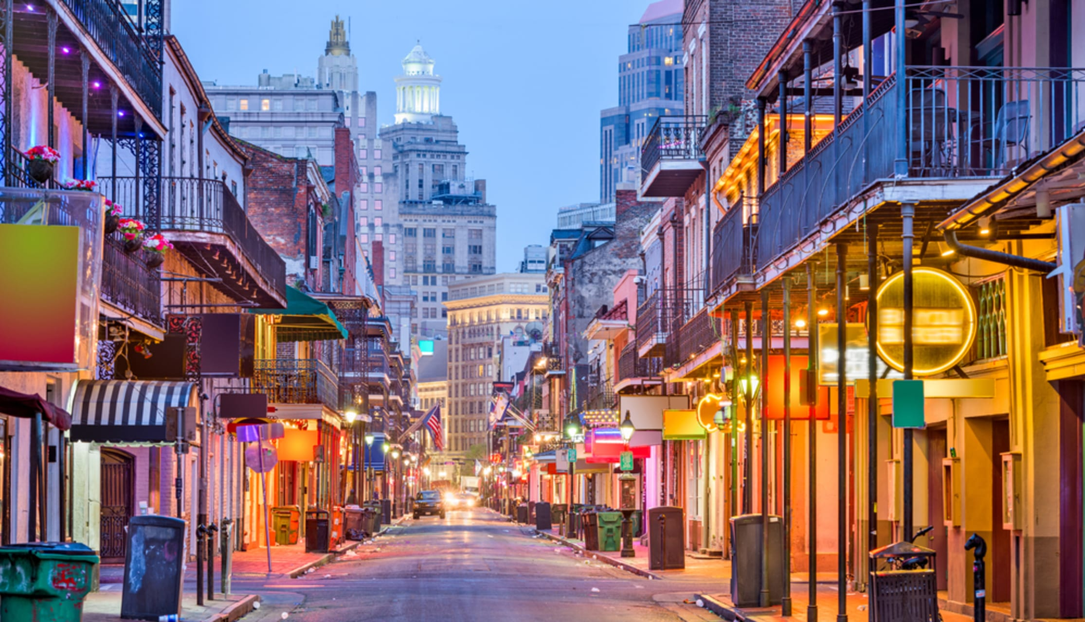 New Orleans - Neighborhood Walks & Lagniappe: Getting to Know the Tour Guide