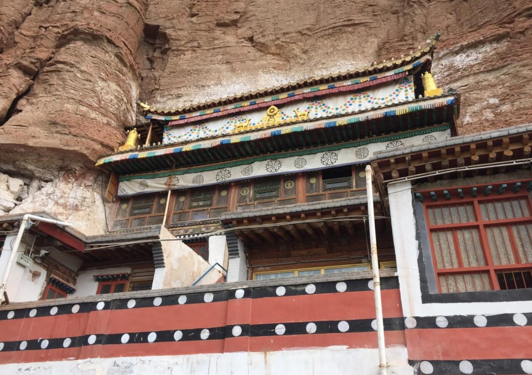 Hexi Corridor (China's Silk Road) - Tibetan Hidden Treasure: White Horse Temple