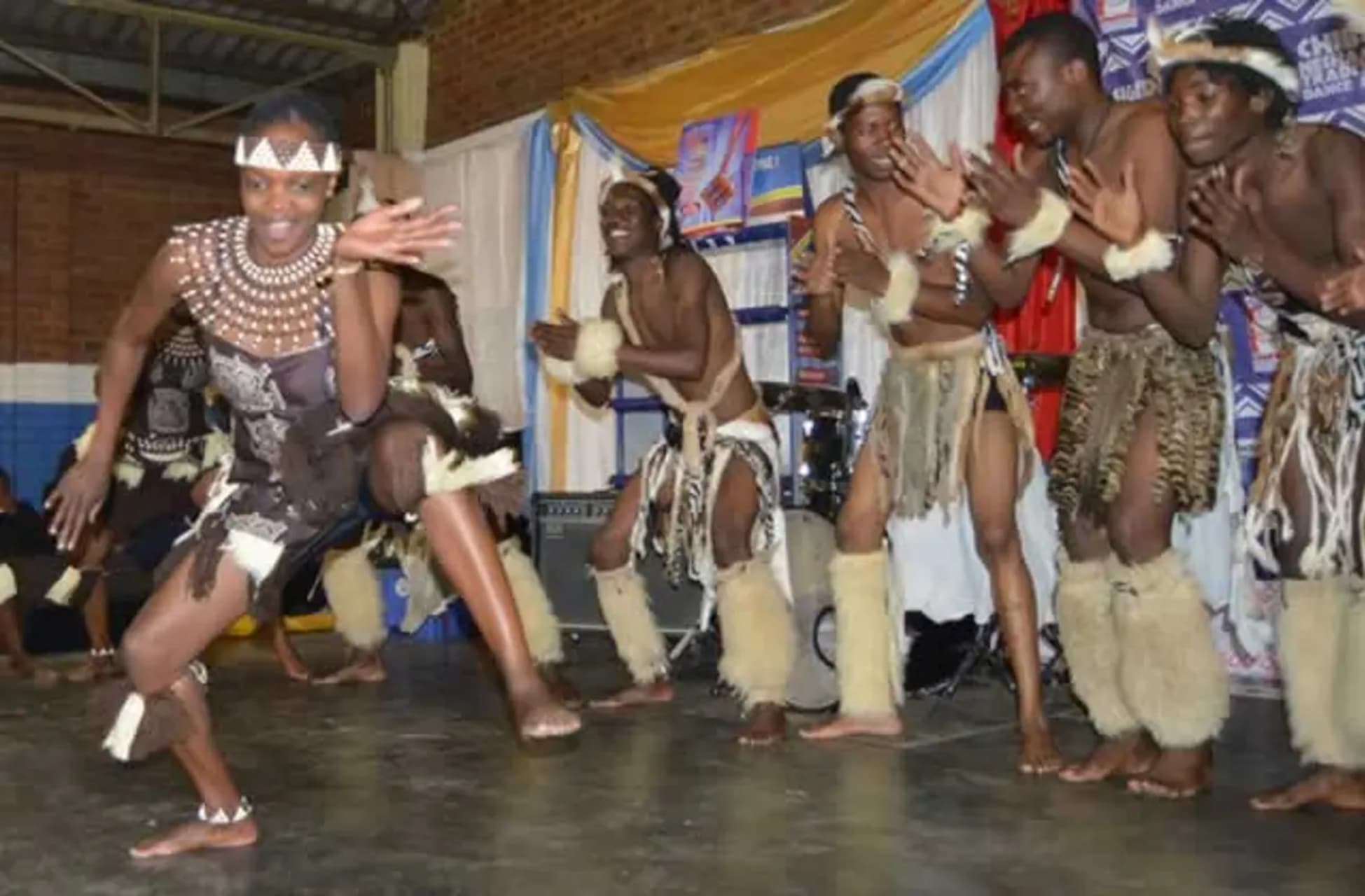 Victoria Falls - Zimbabwean  Traditional Dance and Music Tour