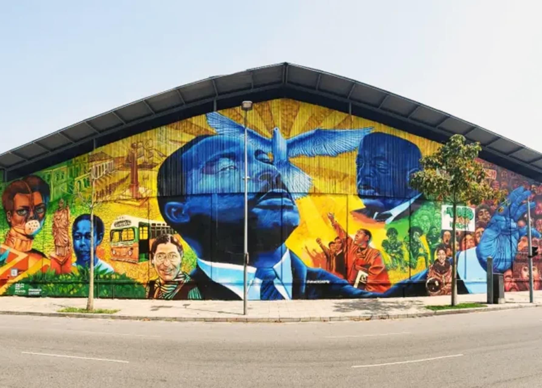 Rio de Janeiro - Porto Art District: The Art of Graffiti in Rio de Janeiro!