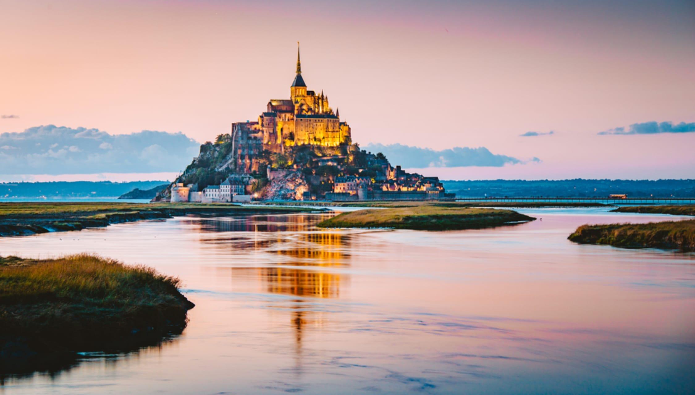 Normandy - Le Mont-Saint-Michel