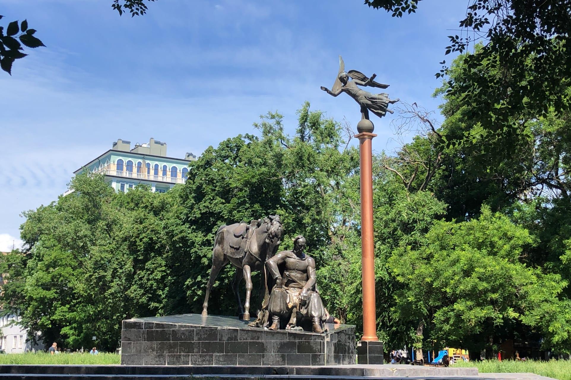 Odessa - Jewish Odessa Tour Part 5. A Stroll Along Bazarnaya Street Continues