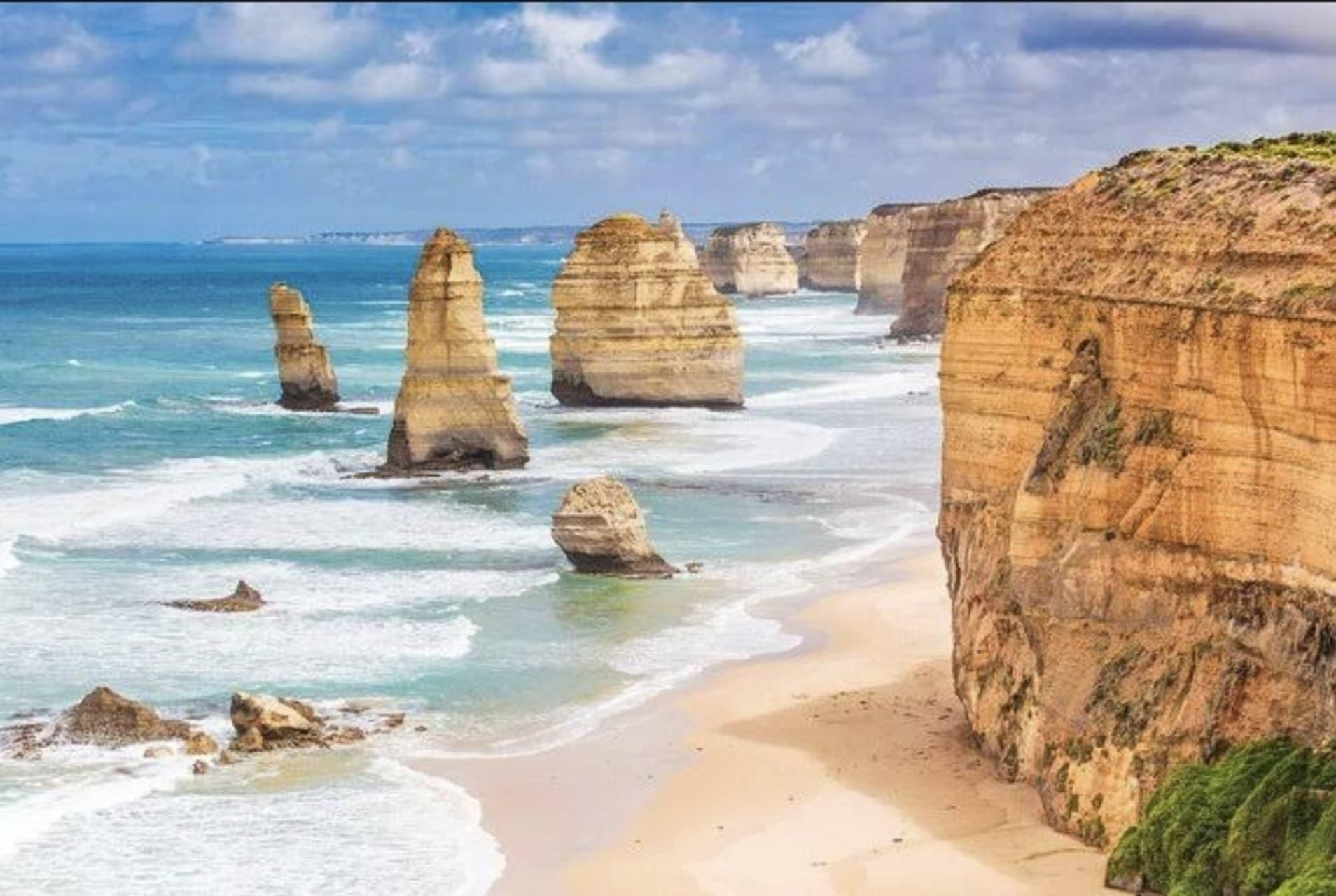 Victoria - Great Ocean Road: The 12 Apostles