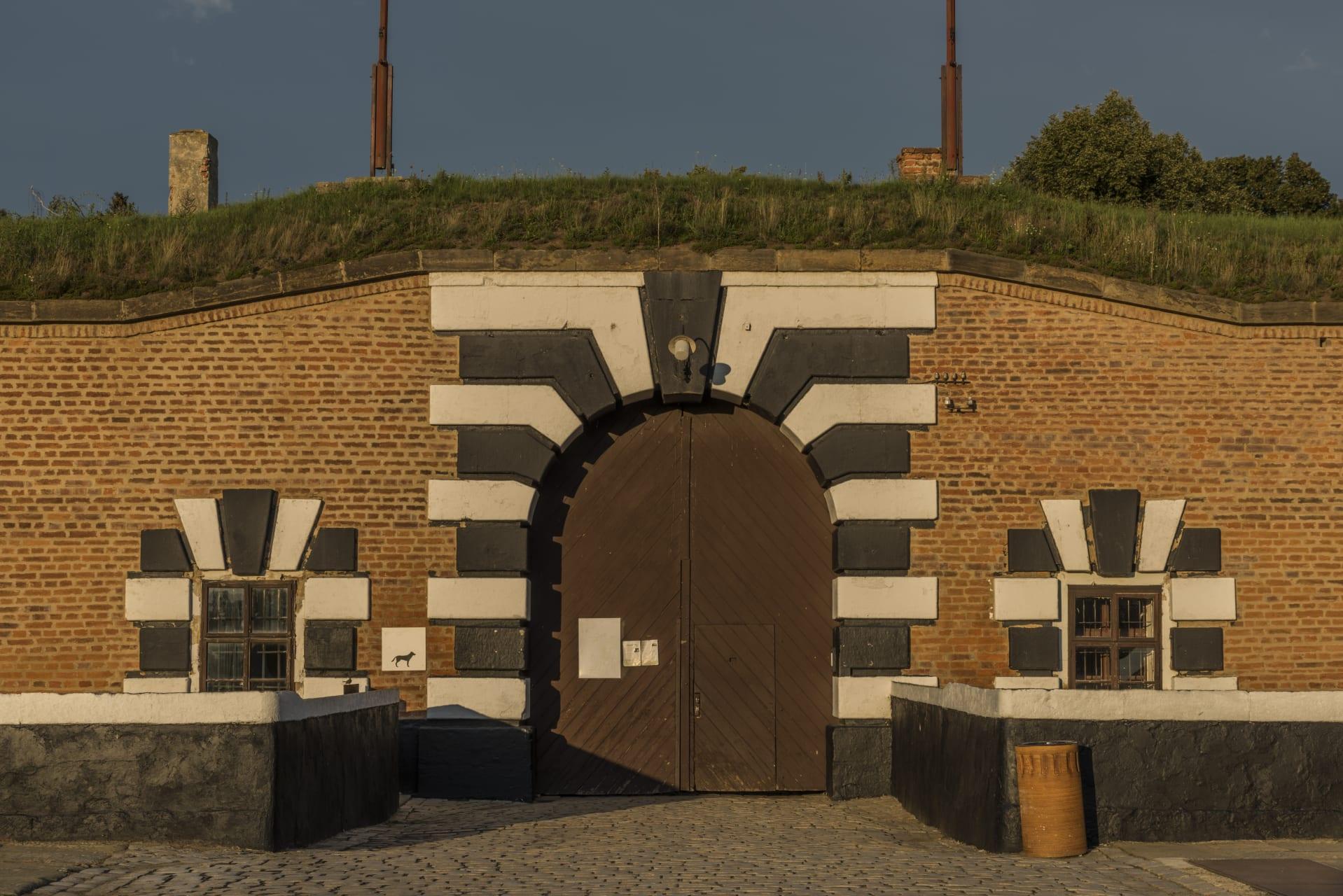 Terezin - Terezin Big Fortress: Jewish Ghetto with interiors - part II