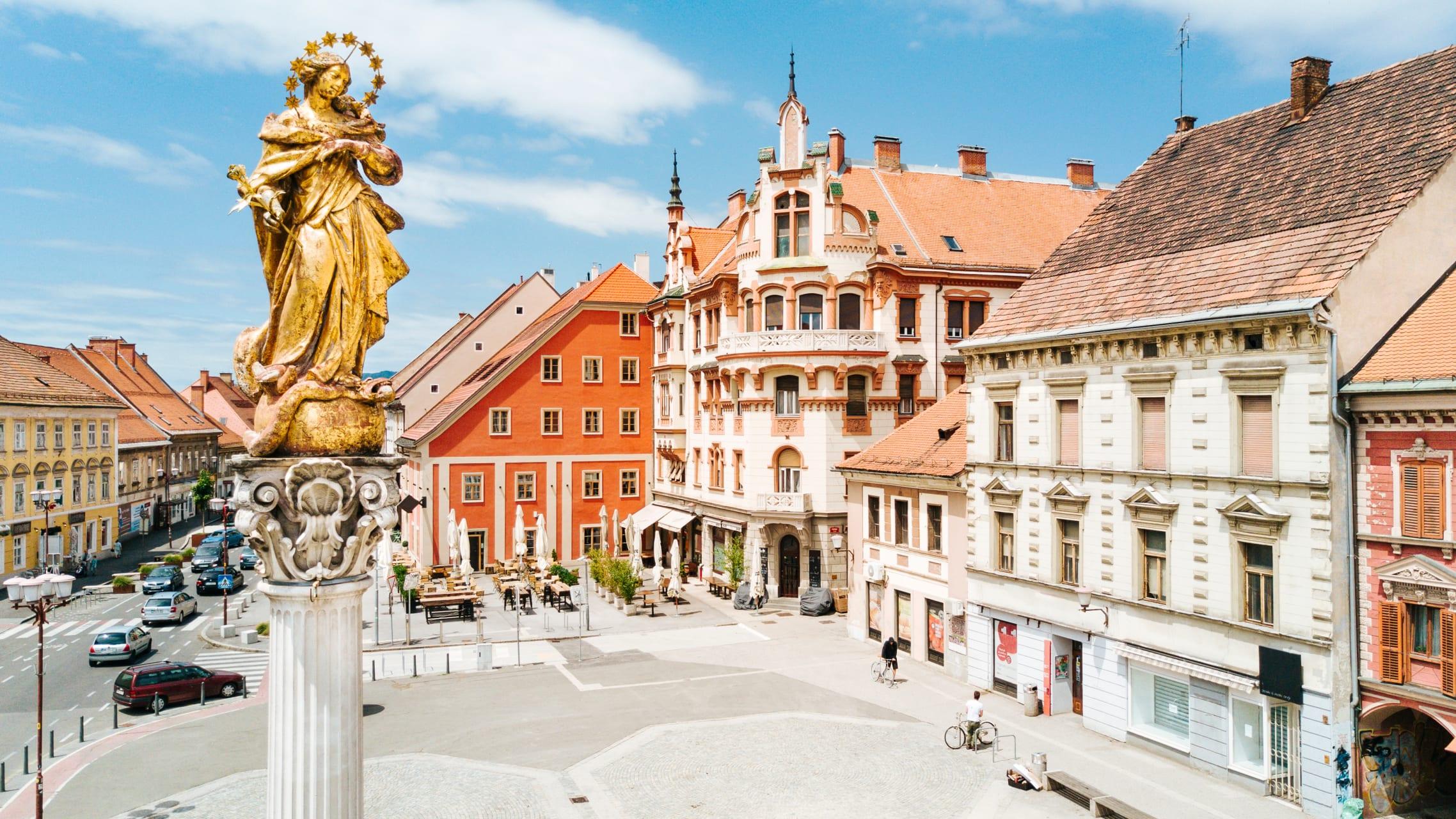 Maribor - Maribor's Turbulent Past: Between Jews, Catholics, Nazis and Partisans