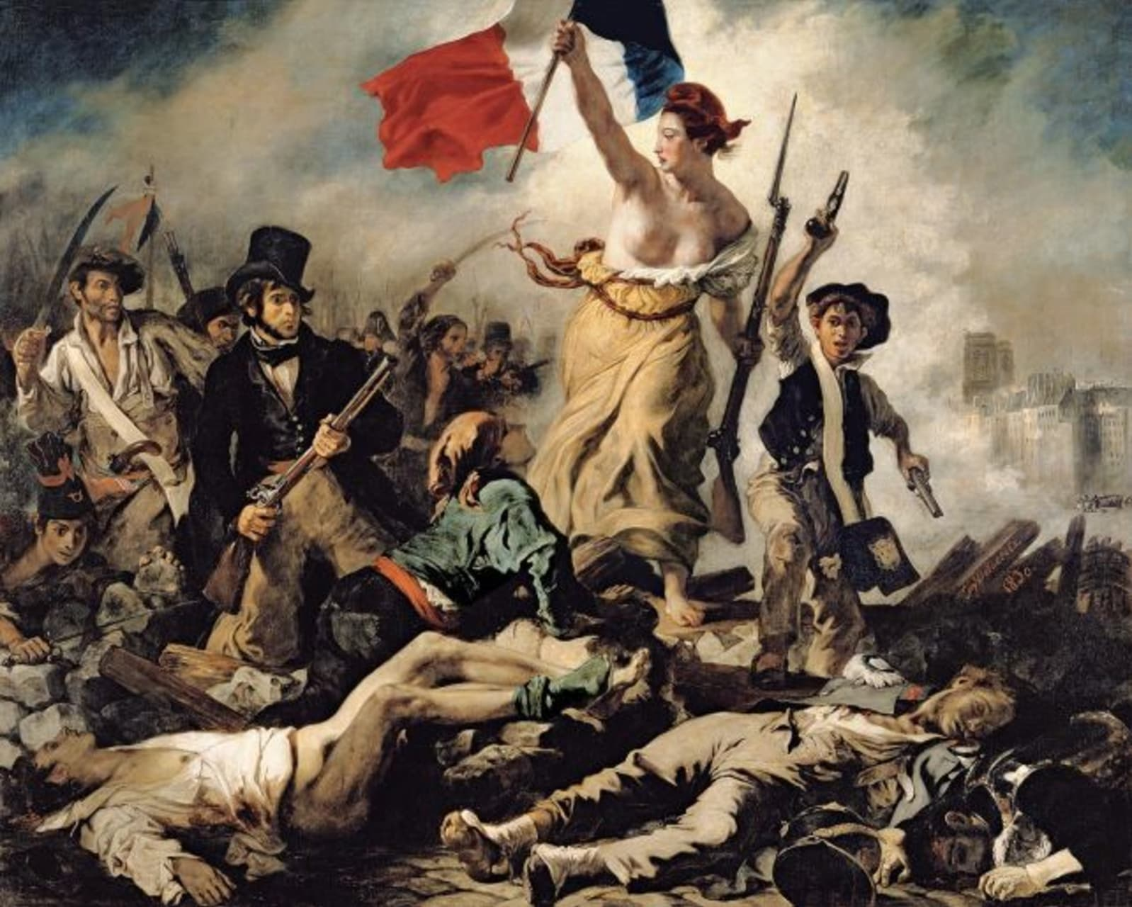Paris - Louvre: The French Masters