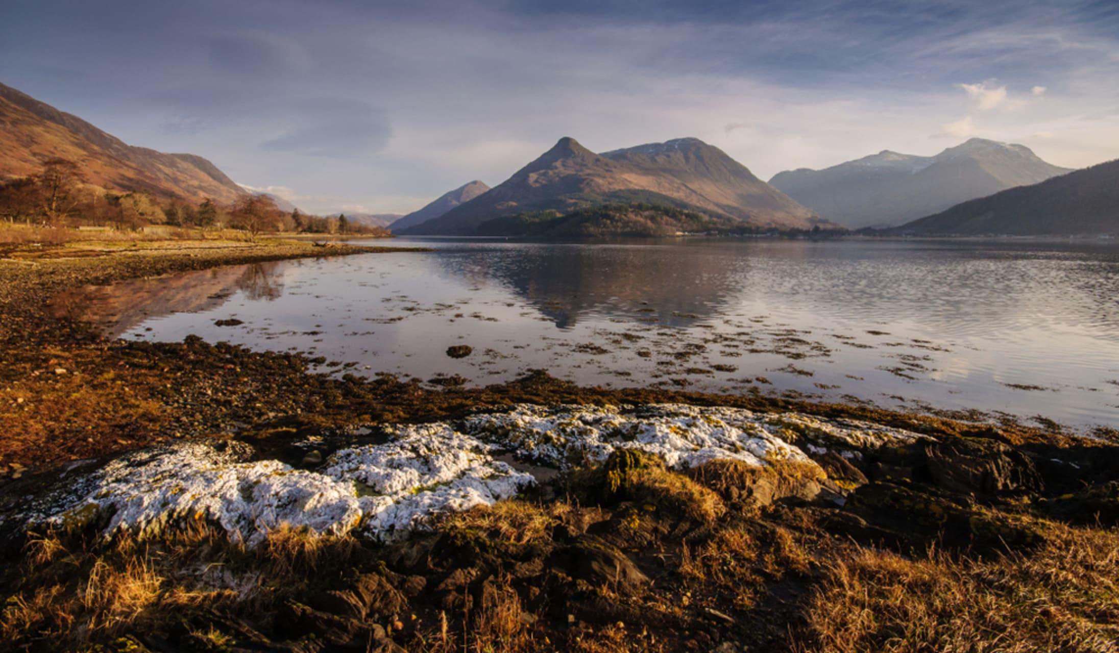The Scottish Highlands - Glencoe: Climbing a Scottish Mountain