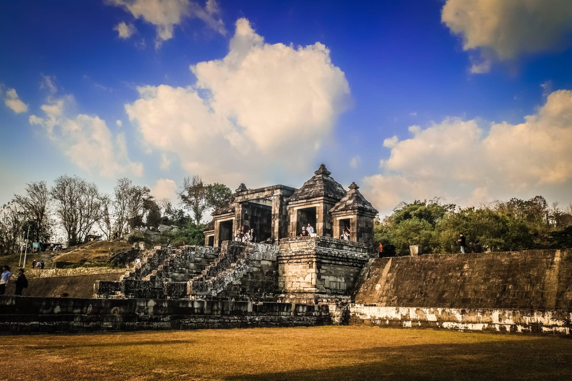 Yogyakarta - Mystery of Ratu Boko, the Palace of Ancient Mataram Kingdom