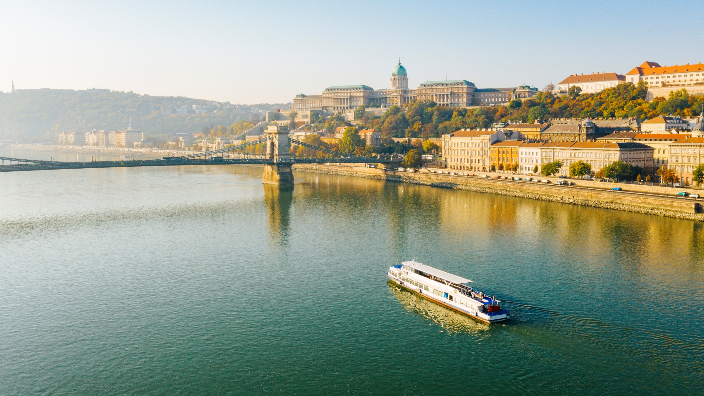 Budapest - Budapest Limited Series: Boat Tour on the Danube