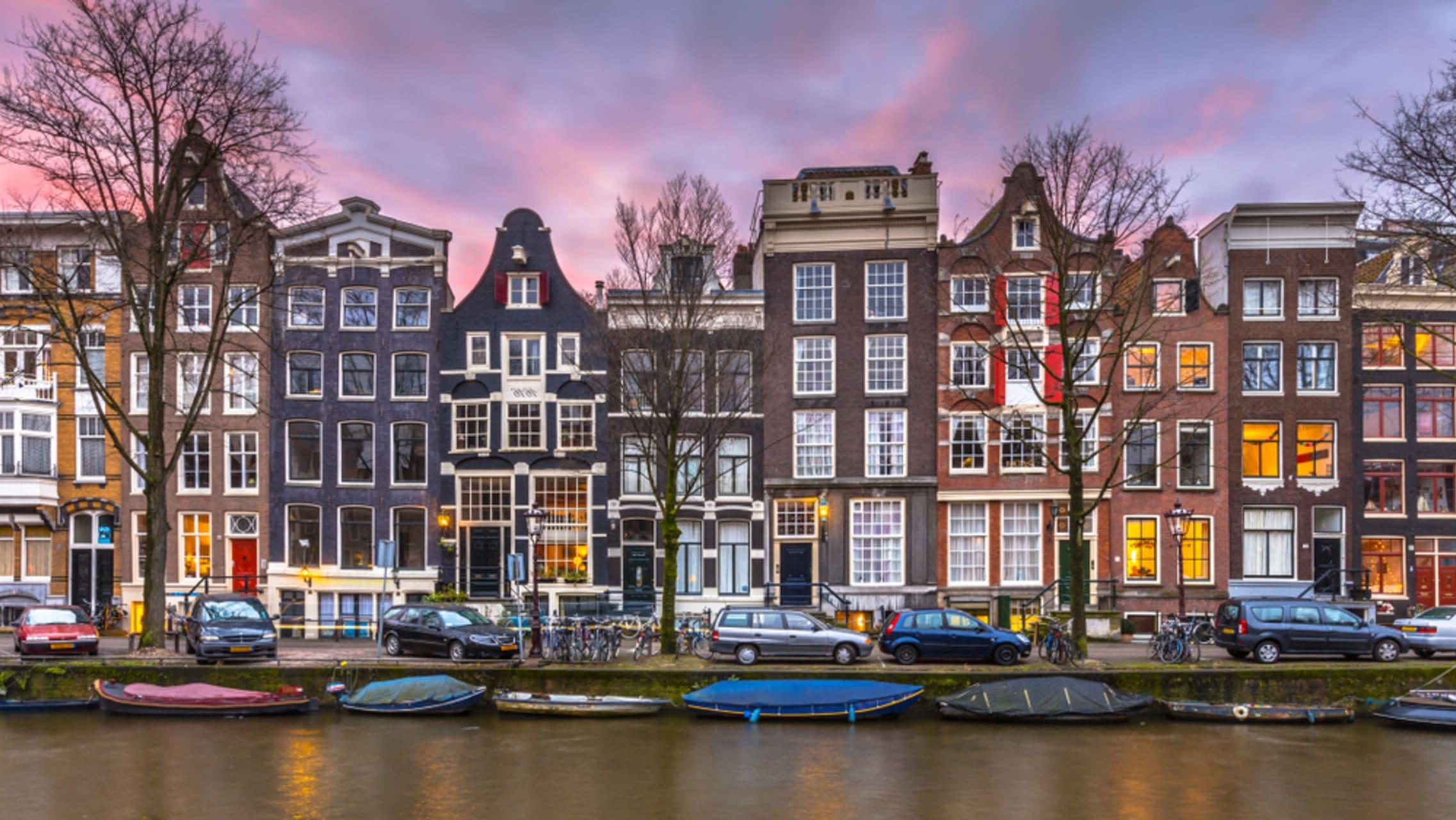 Amsterdam - Explore The Jordaan - Former Slums Of Amsterdam