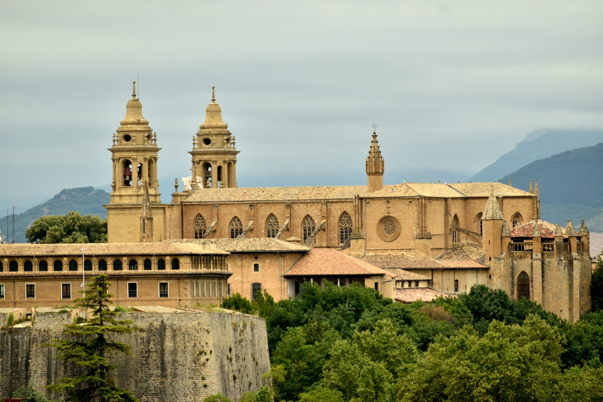 Pamplona - Pamplona´s Gothic Cathedral