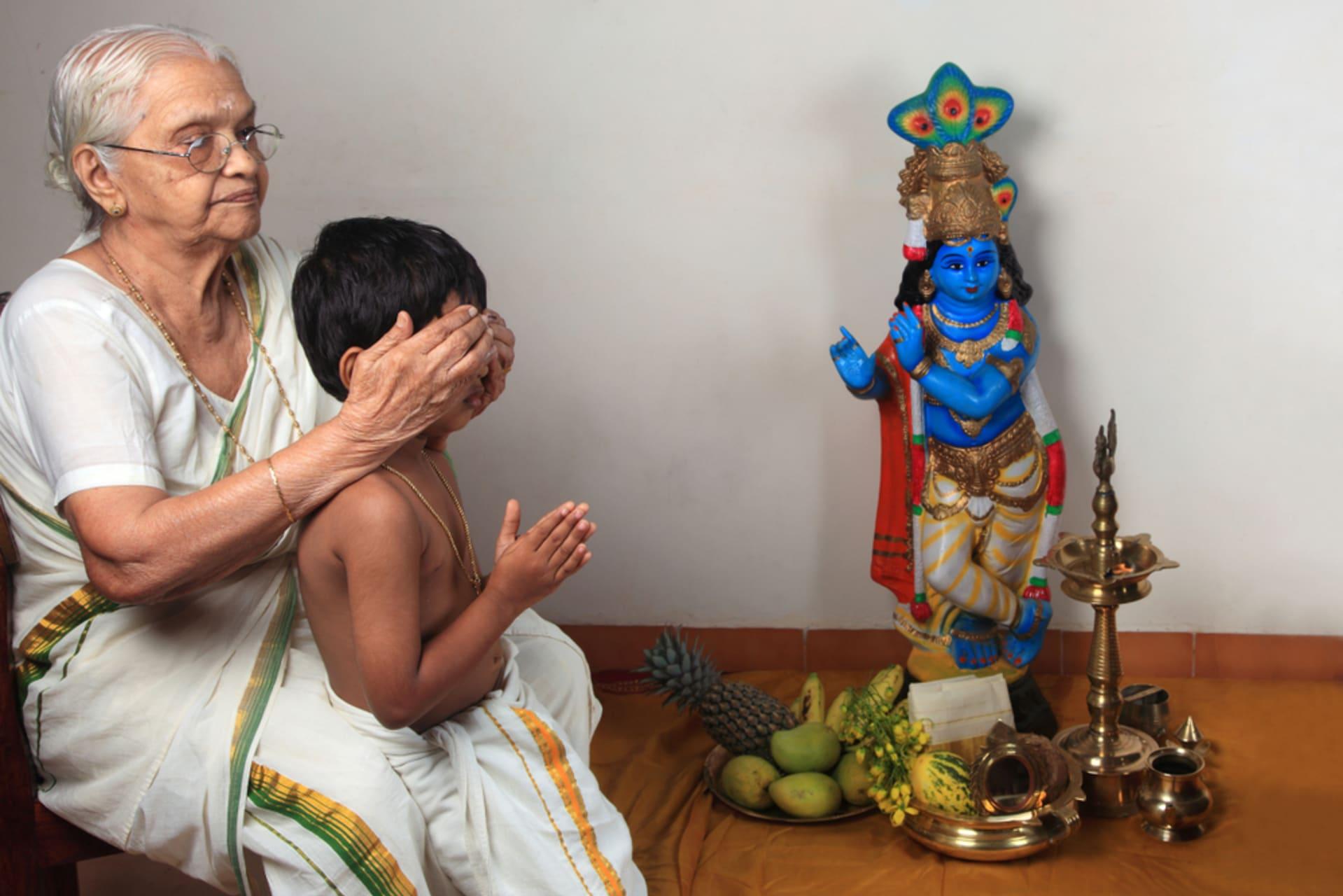 Kerala - Let us Celebrate Vishu