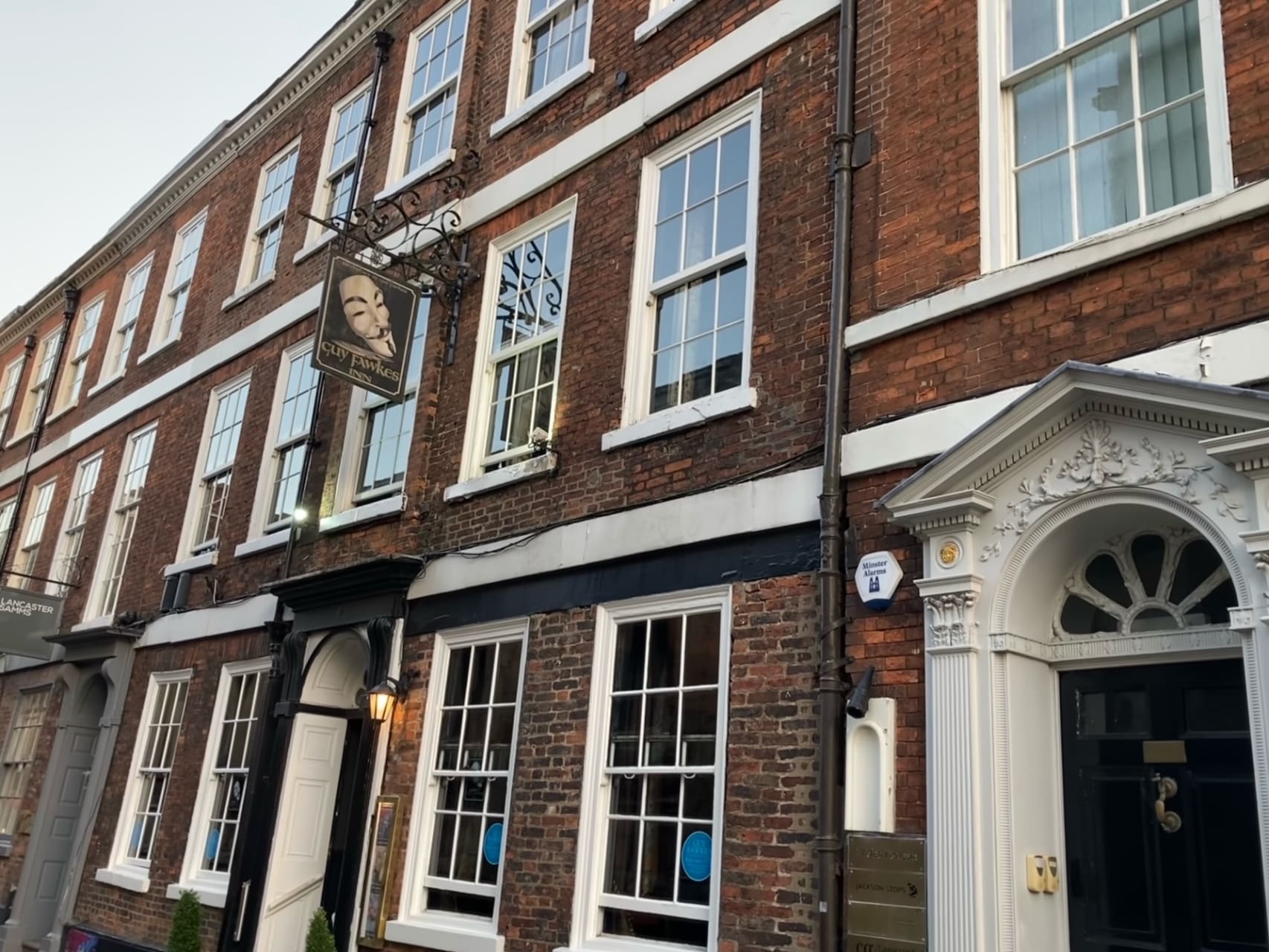 York - Guy Fawkes - Gunpowder, Treason and Plot in York
