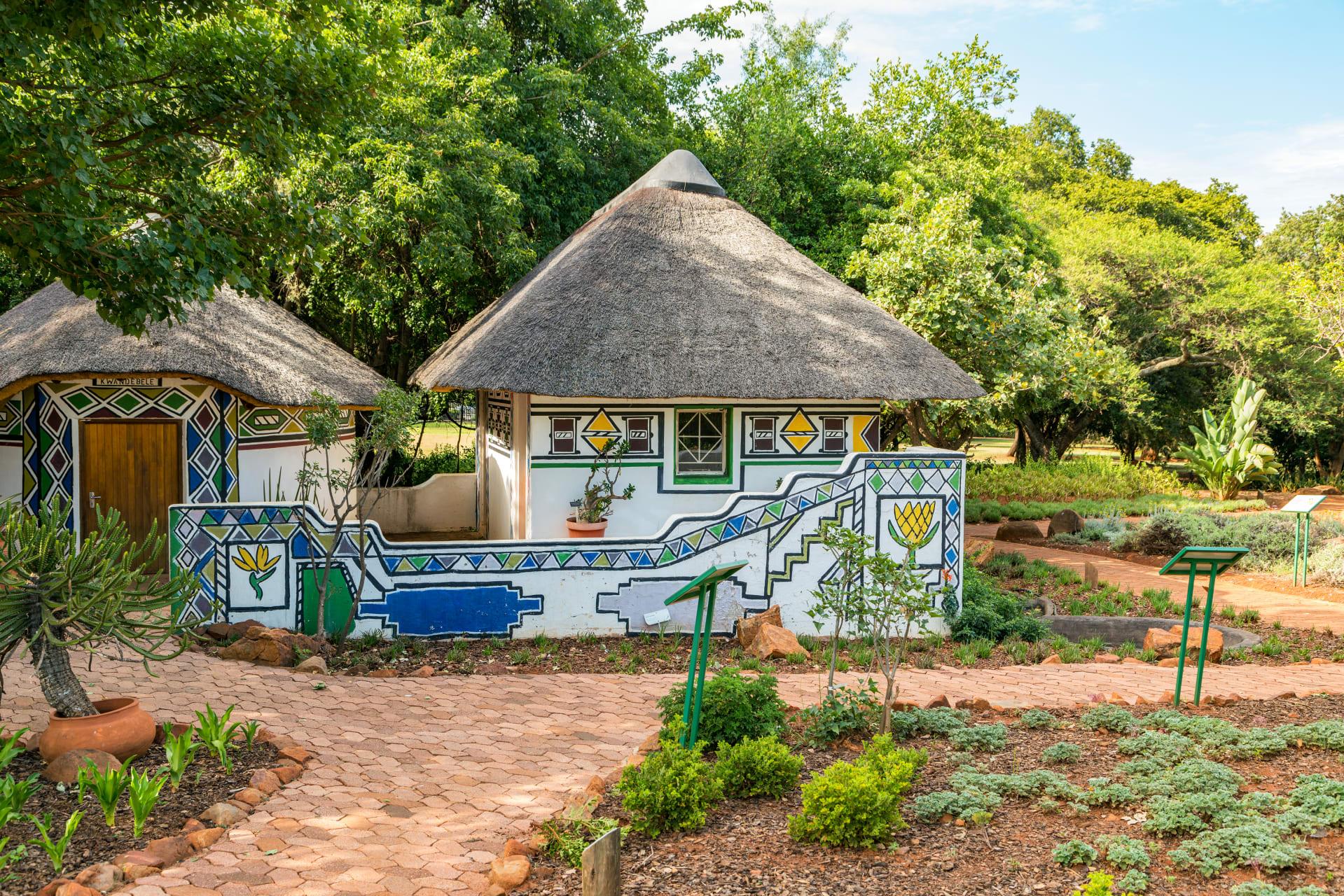 Cape Town - Pretoria National Botanical Gardens