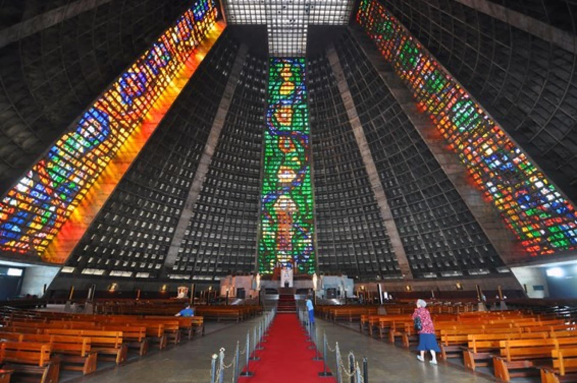 Rio de Janeiro - Saint Sebastian Metropolitan Cathedral