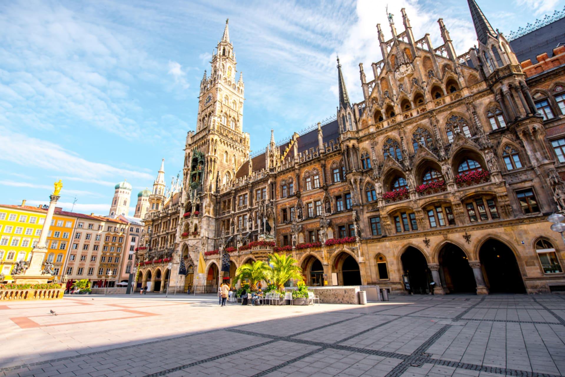 Munich - Express Walking Tour of Munich