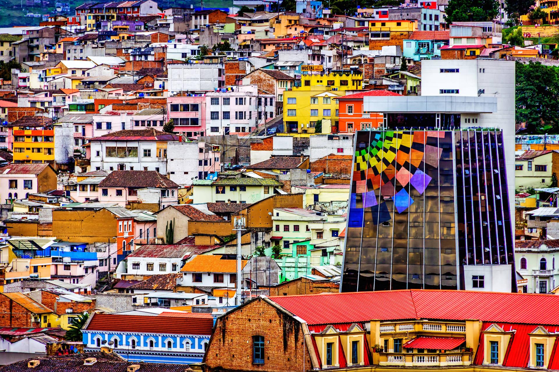 Quito - Street Art & Graffiti Walking Tour in Quito