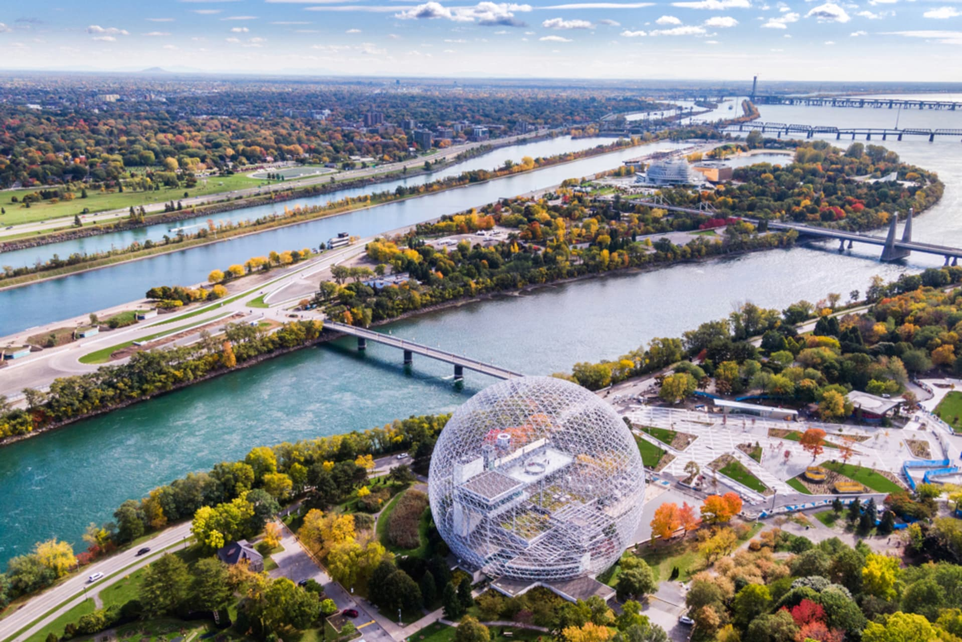Montreal - Montreal, Expo '67, the 20th Century's most-successful World Fair!
