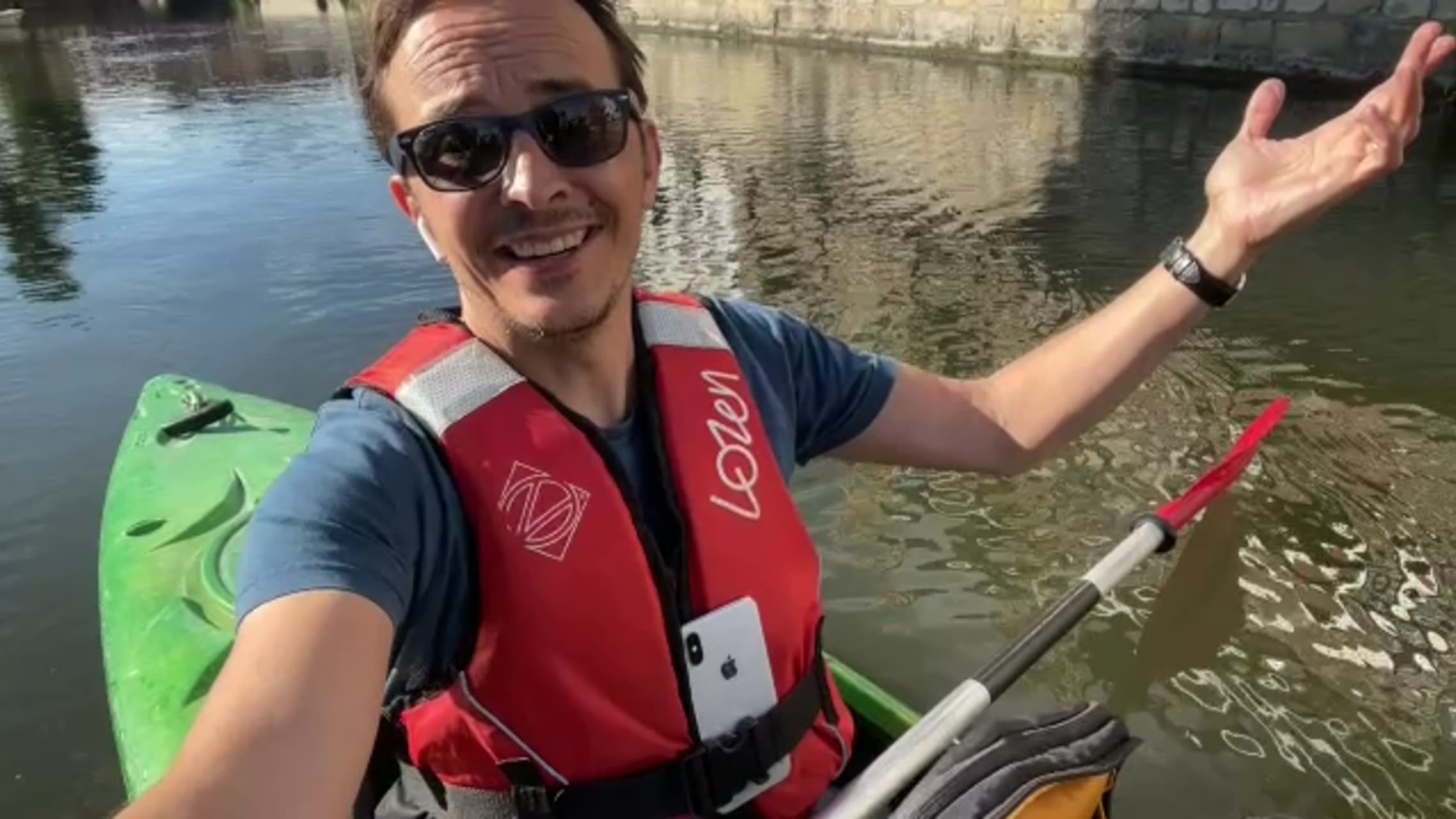 Amsterdam - Amsterdam by Kayak - Stephan's Tranquil Canal Trip