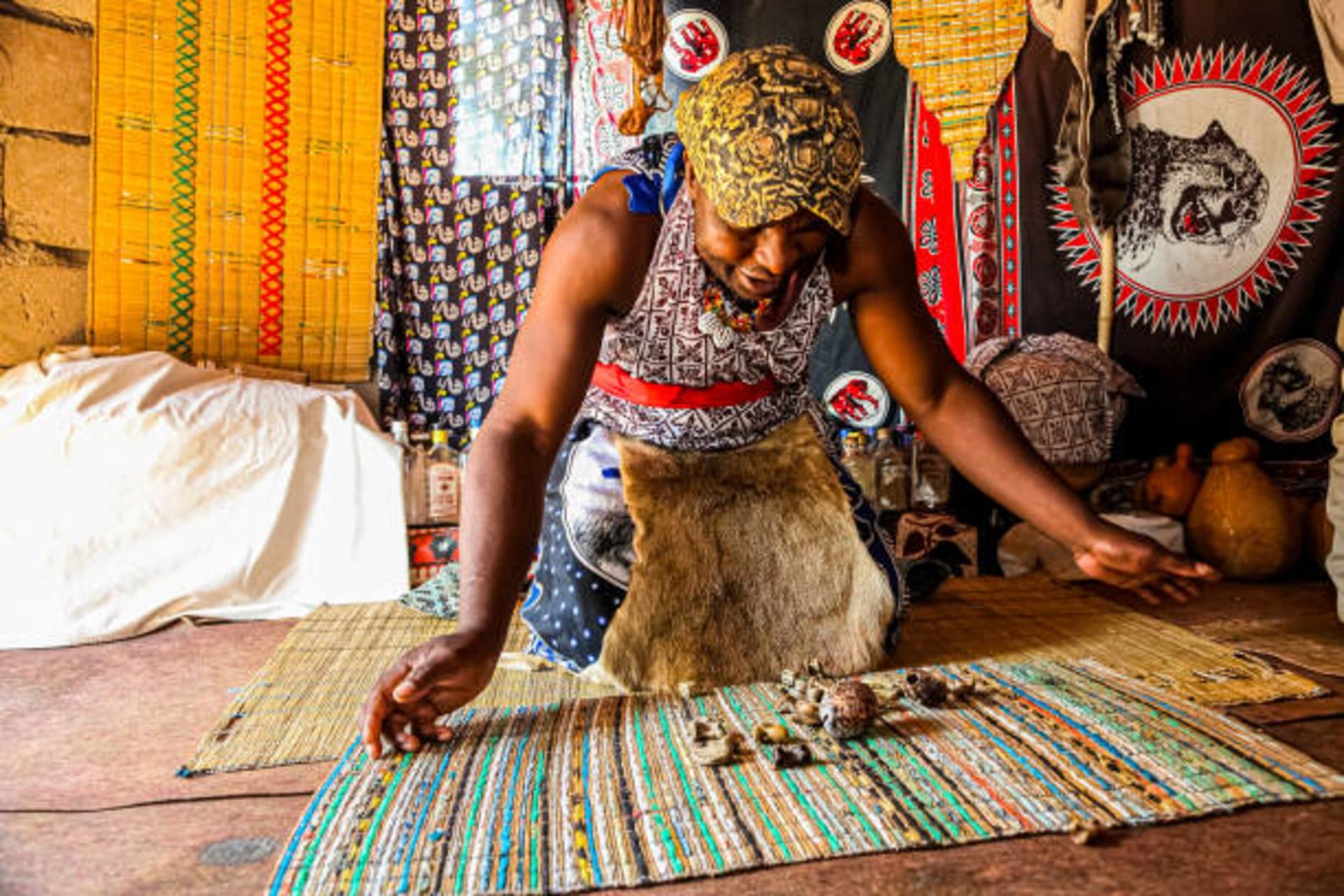 "Harare - Mindblowing visit to a Traditional Healer ""n'anga"""