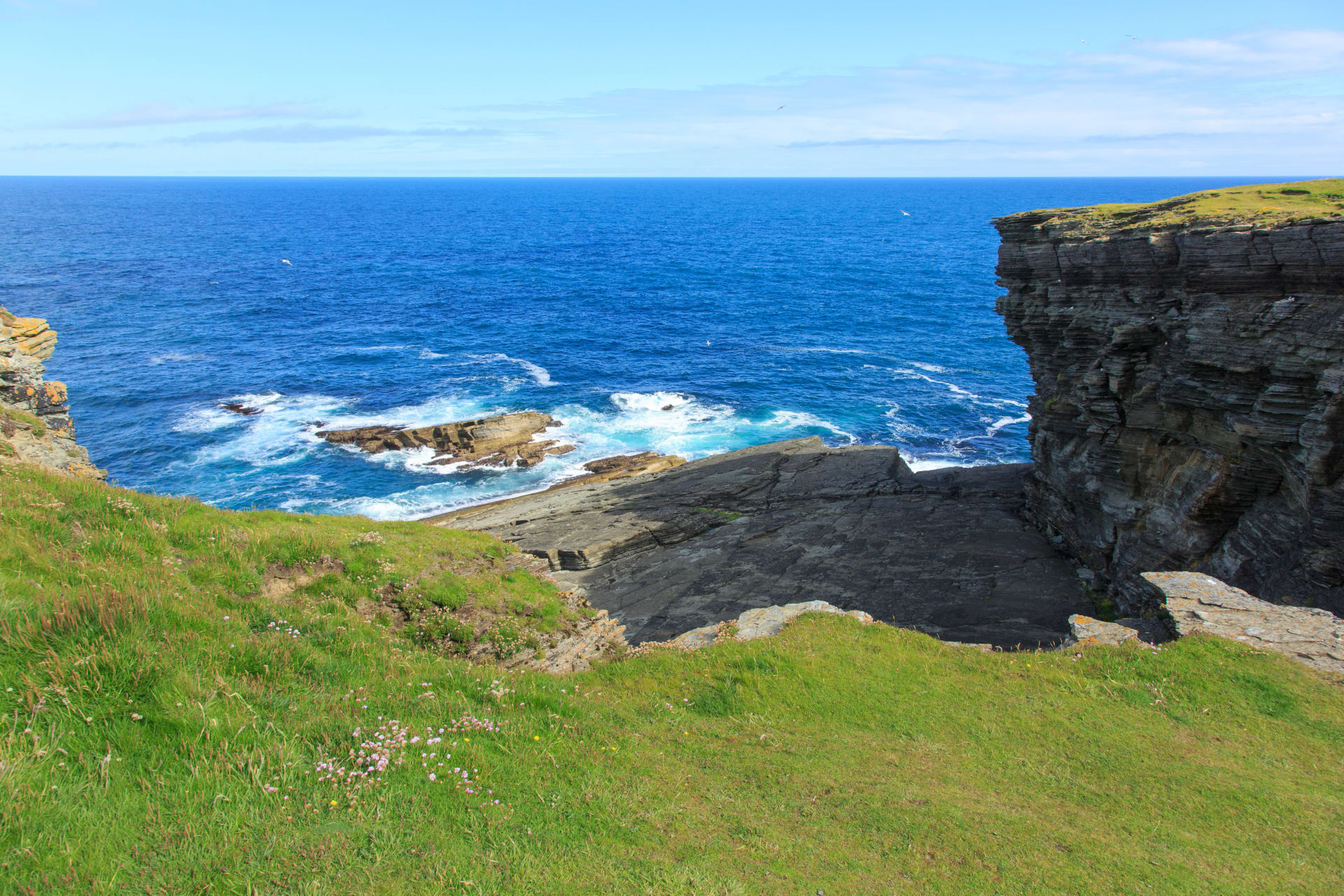 Orkney - Norse And Pictish Times On The Brough Of Birsay