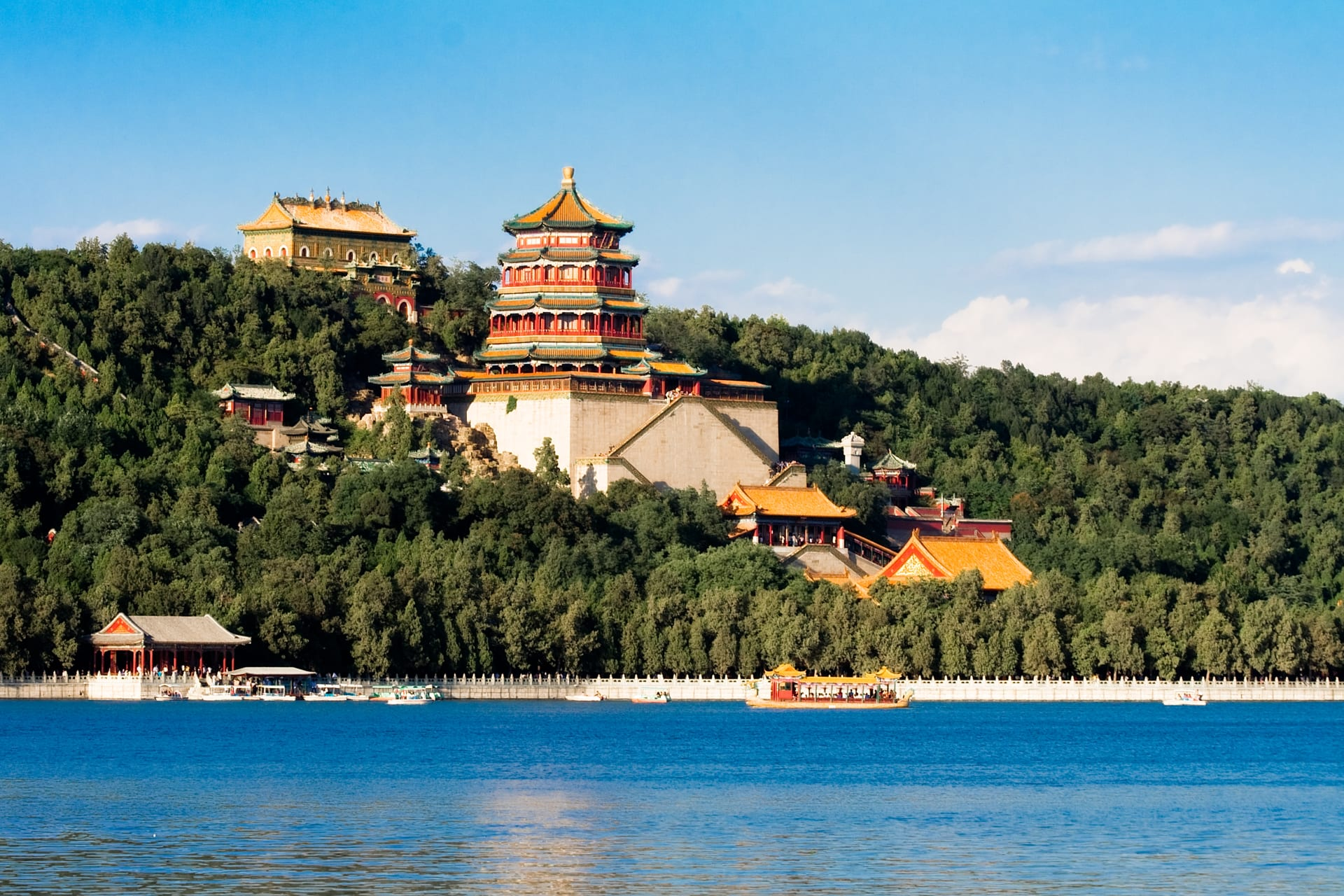 Beijing - Summer Palace: The Imperial Park