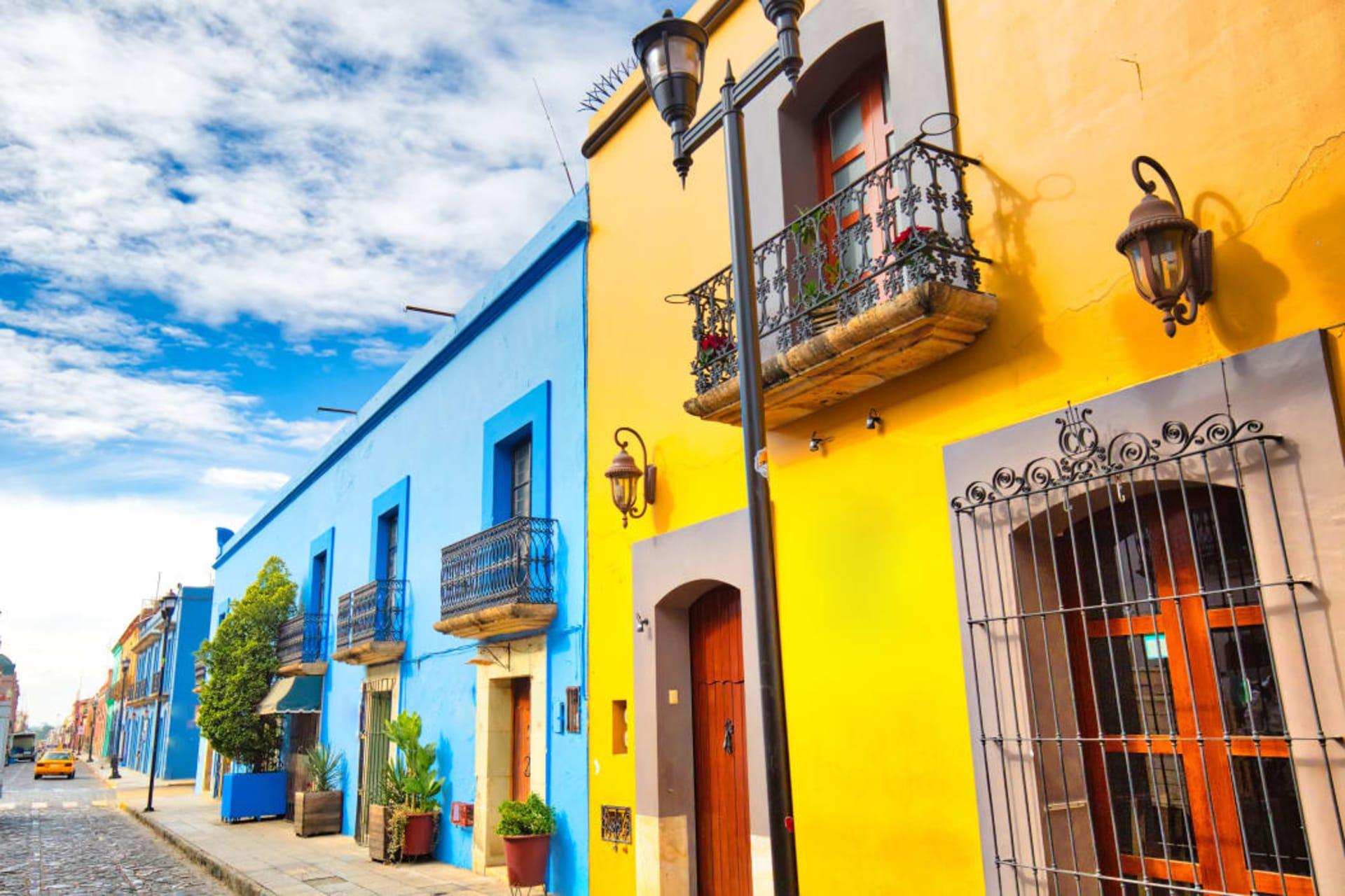 Oaxaca - Tour de la Ciudad de Oaxaca (TOUR IN SPANISH)