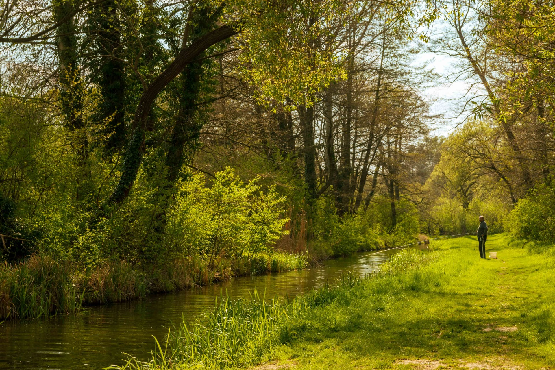 Környe - Cycling Tour in the Hungarian Countryside - The Lake District of Tatabanya basin