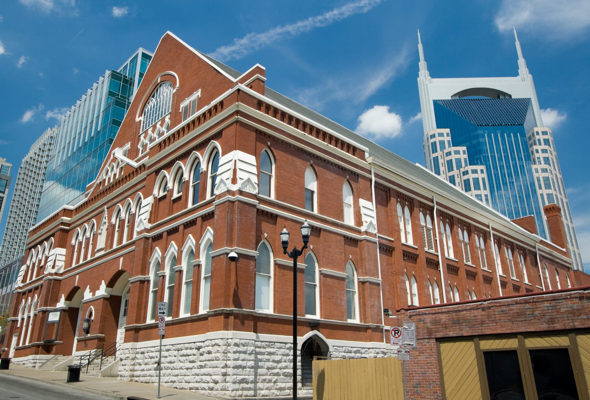 Nashville - Country Music and American History in Downtown Nashville