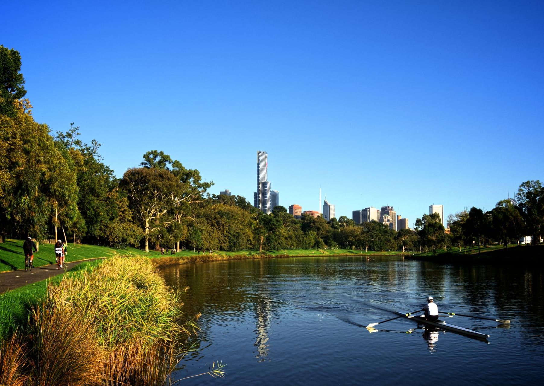 Melbourne - Storytelling Along Australia's Sacred Yarra River