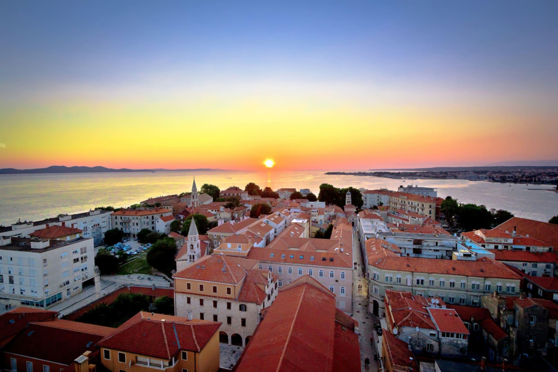 Zadar - Zadar Sunset Tour