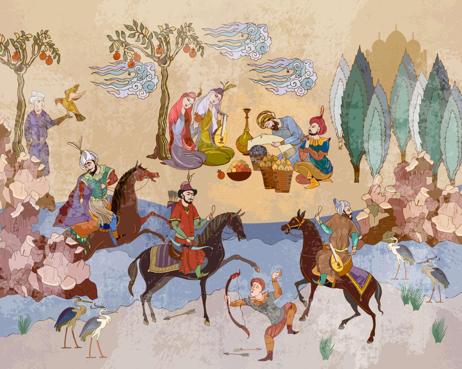 Ispahan - Let's Try Miniature - Art in Ispahan