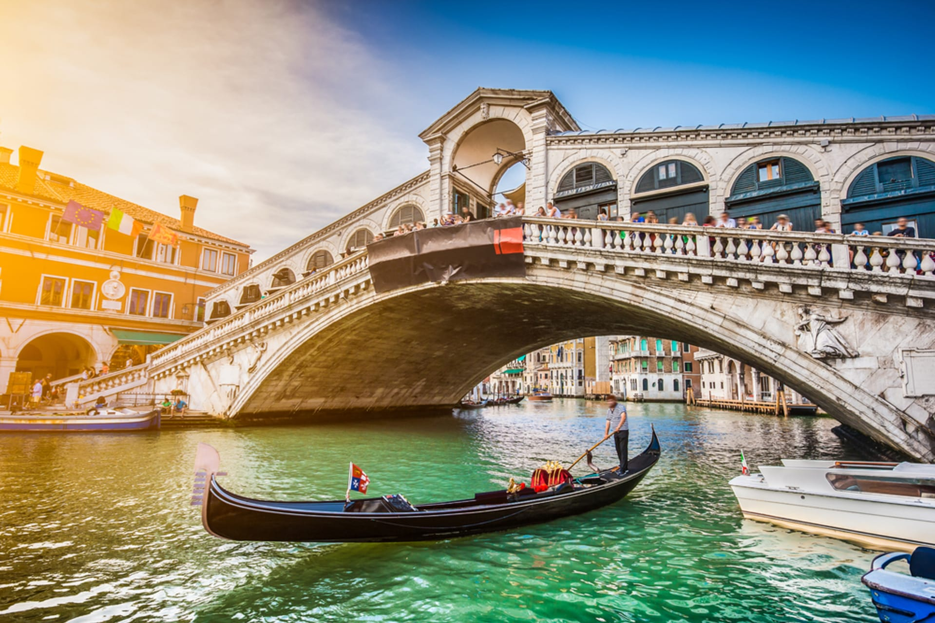 Venice - The Birth of Venice, Italy - Fire and Stone