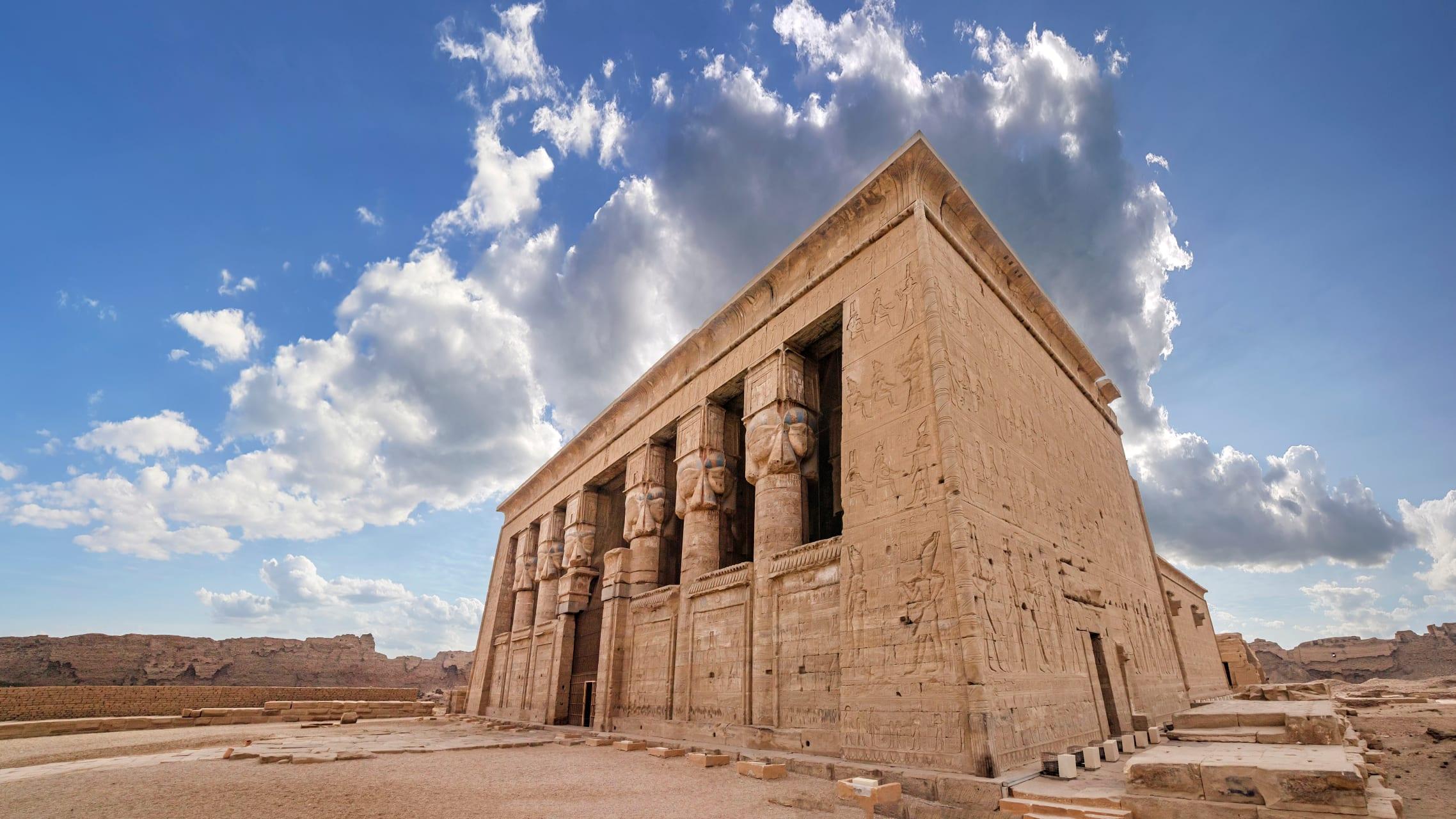 Luxor - Silent Tour Of Dendera Temple