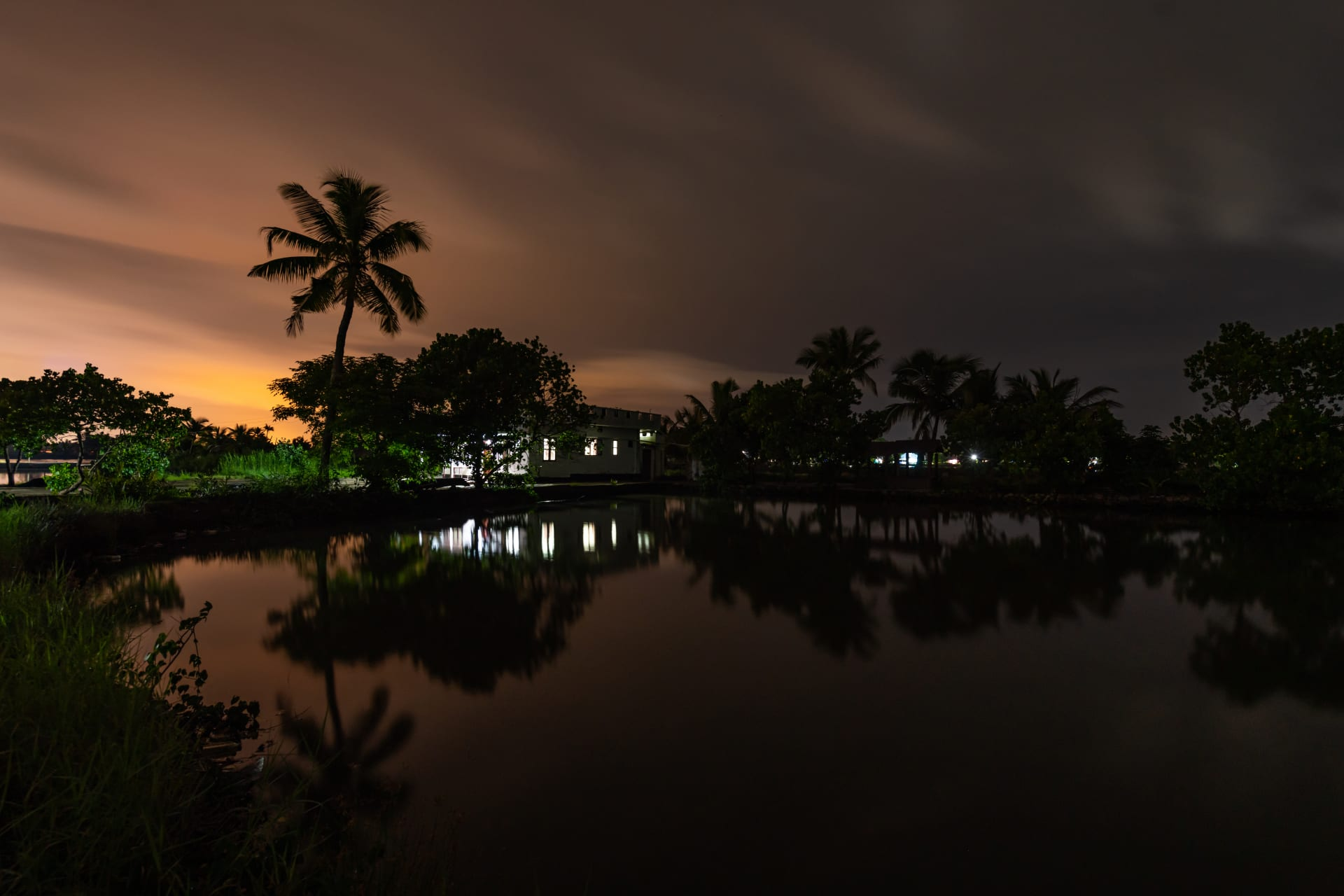 Kerala - Kerala: A Night Walk to Listen to the Voice of Nature