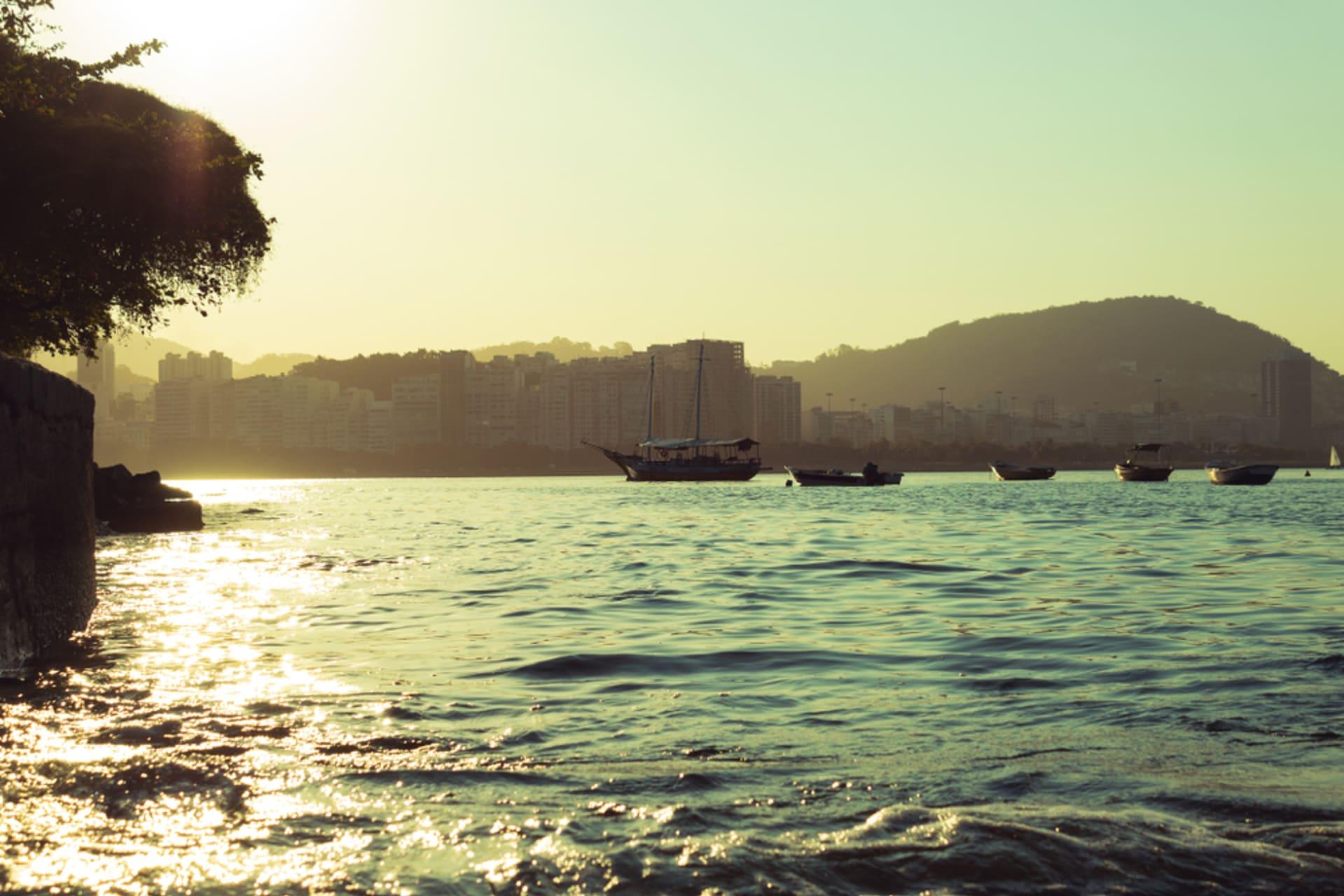 Rio de Janeiro - URCA, the most special of Cariocas neighborhoods