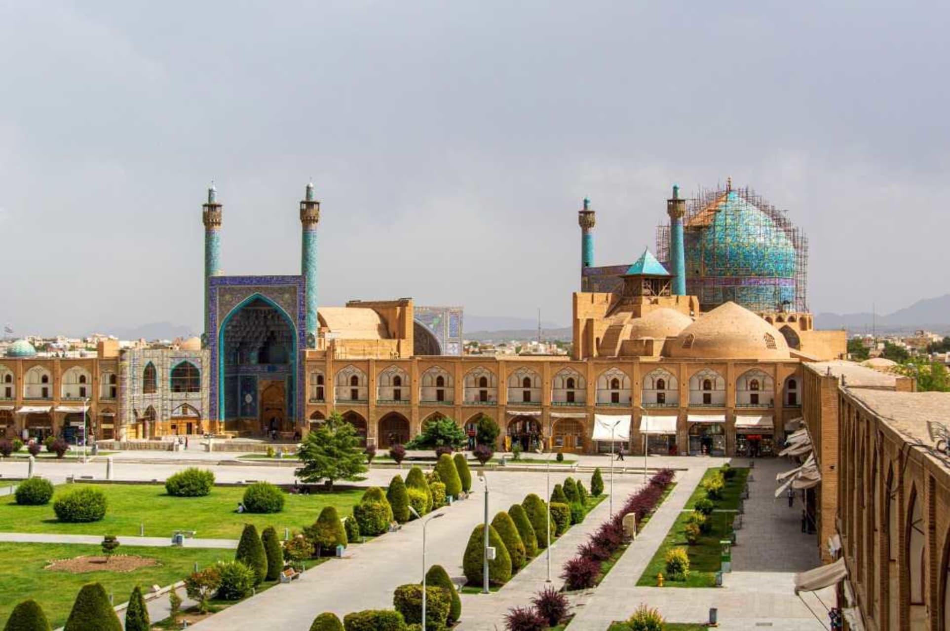 Ispahan - Naghsh E Jahan Square Part I