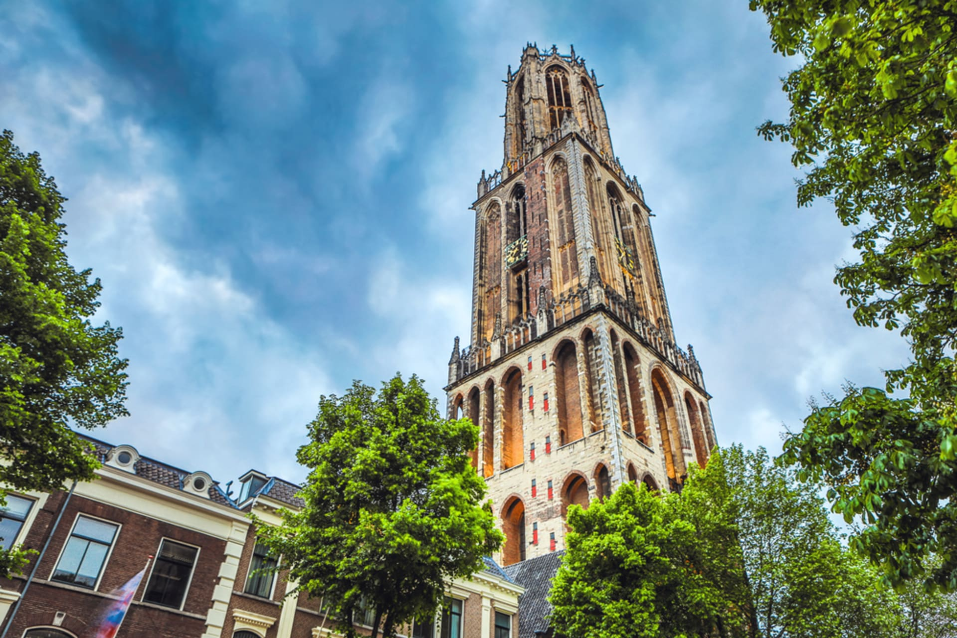 Utrecht - The spiritual and profane old lady